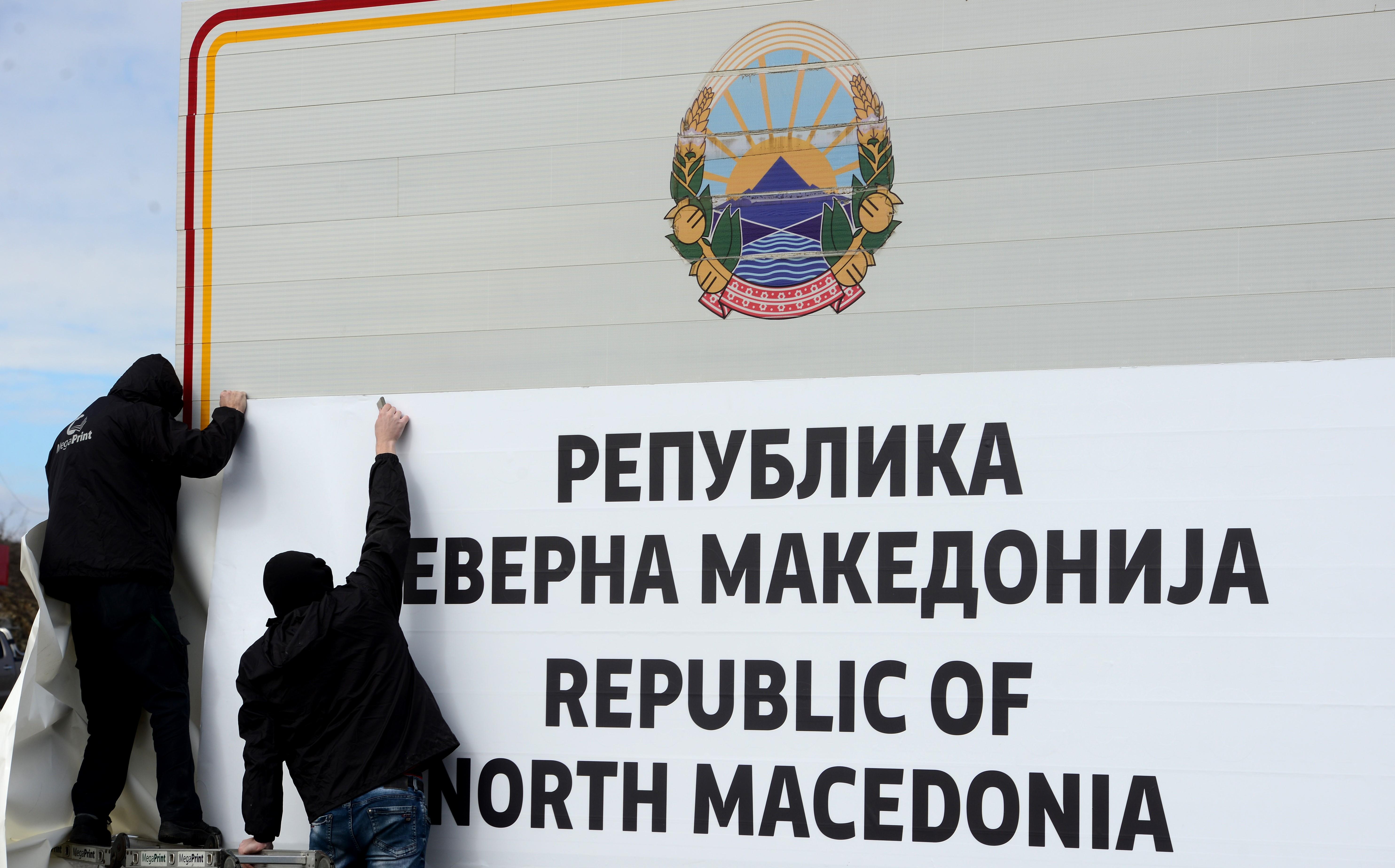 Terrortámadást akadályozták meg Észak-Macedóniában