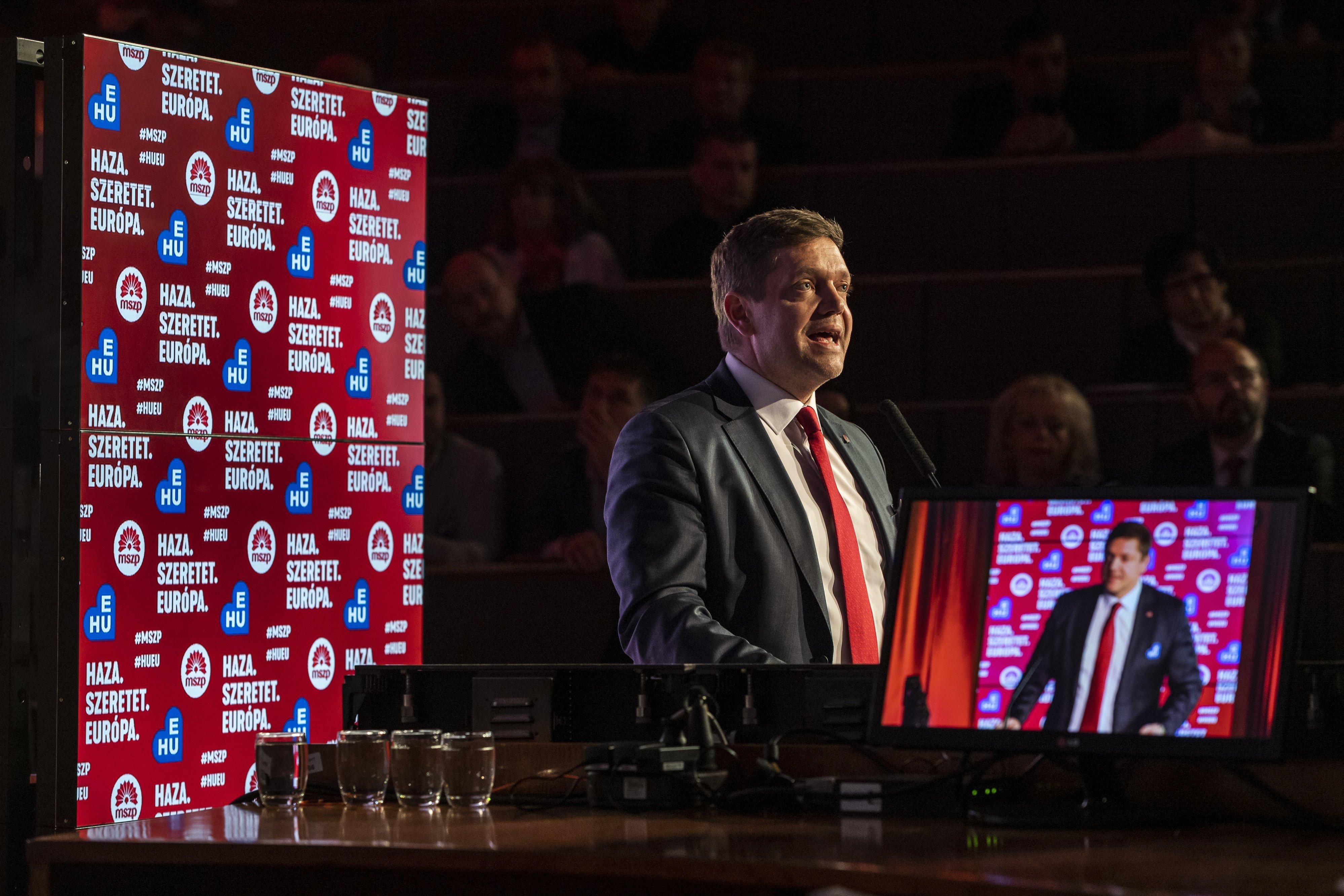 Nem adták ki a választói névjegyzéket az MSZP elnökének, hiába fizette ki az árát