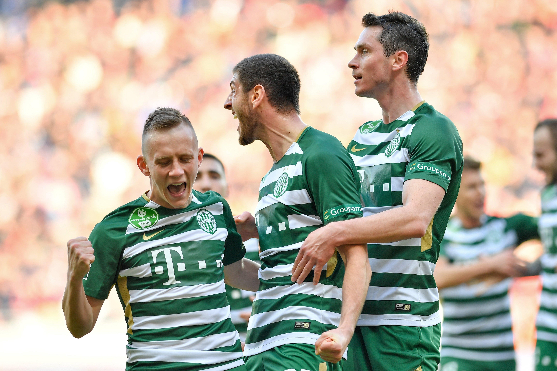 A bolgár Ludogorec Razgraddal találkozik a Ferencváros a BL-selejtezők első fordulójában