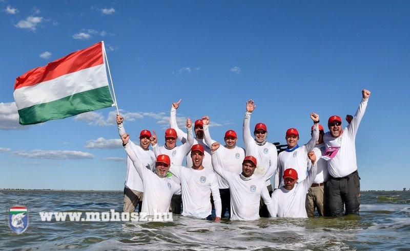 Olyan laza trükkel lett világbajnok a magyar horgász, amilyent utoljára a Horgász a pácban-ban láthattunk