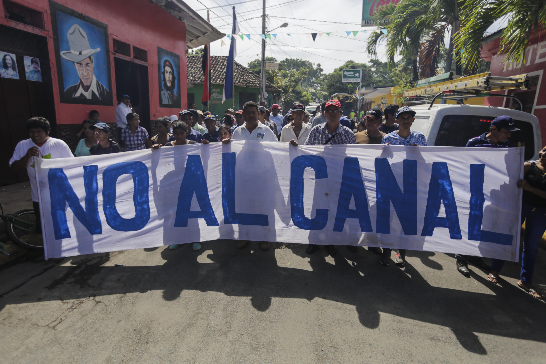 150-200 évnyi börtönre ítéltek ellenzéki vezetőket Nicaraguában, akik a Kína által támogatott gigantikus csatornaberuházás ellen tiltakoztak