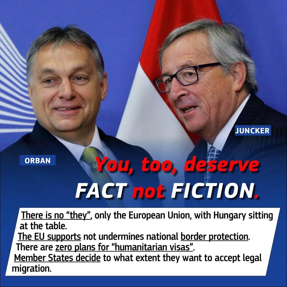 Nevetséges összeesküvés-elméletnek nevezte az Európai Bizottság a magyar kormány új kampányát