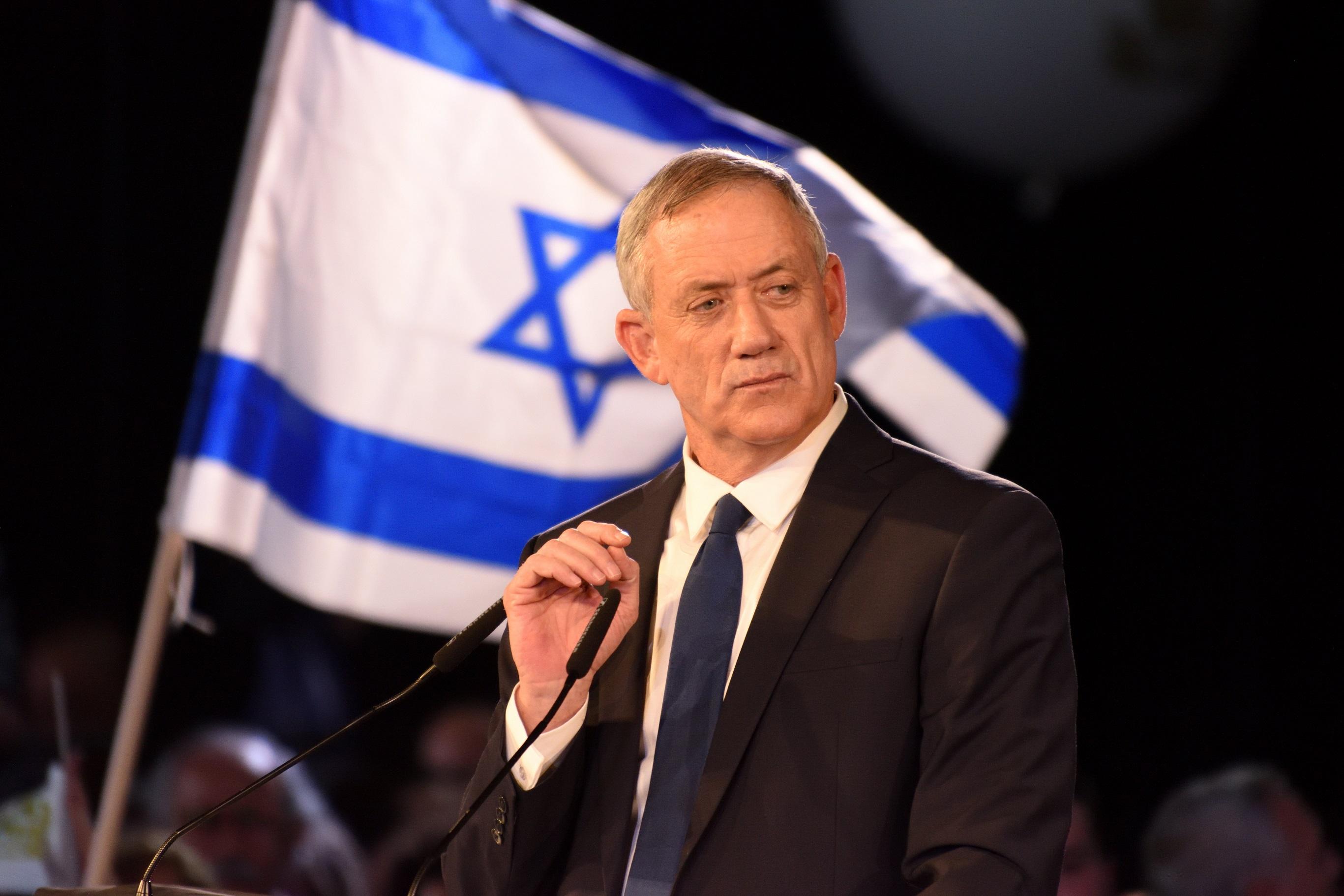 Az izraeli arabok pártja, hogy, hogy nem, nem Netanjahut támogatja