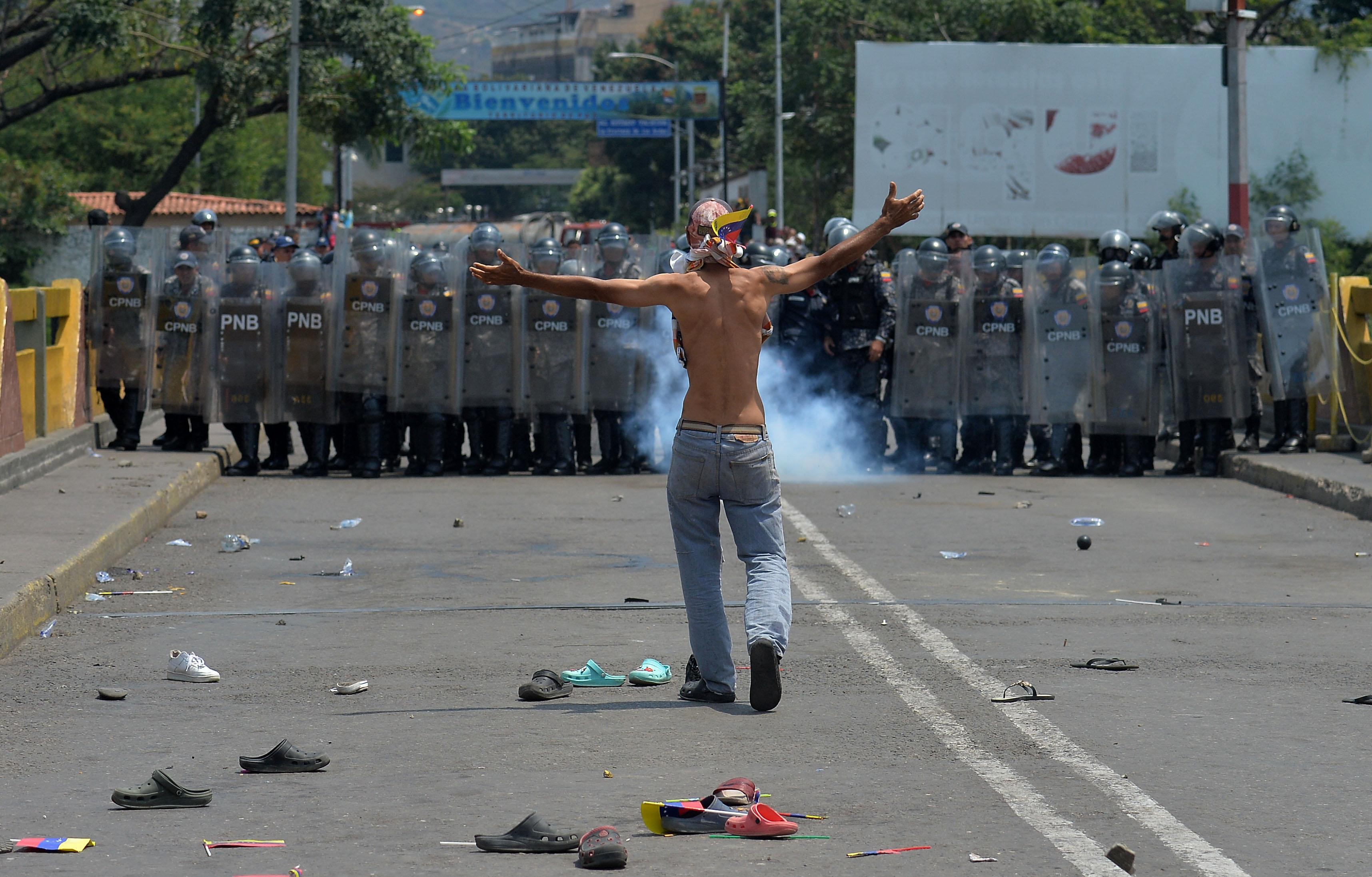 Több mint 18 ezer gyilkosságot követtek el a venezuelai biztonsági erők és félkatonai csoportok 2014 óta