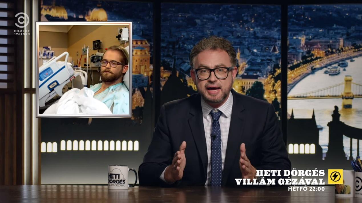 Visszadöcög a politikai humor a magyar tévére
