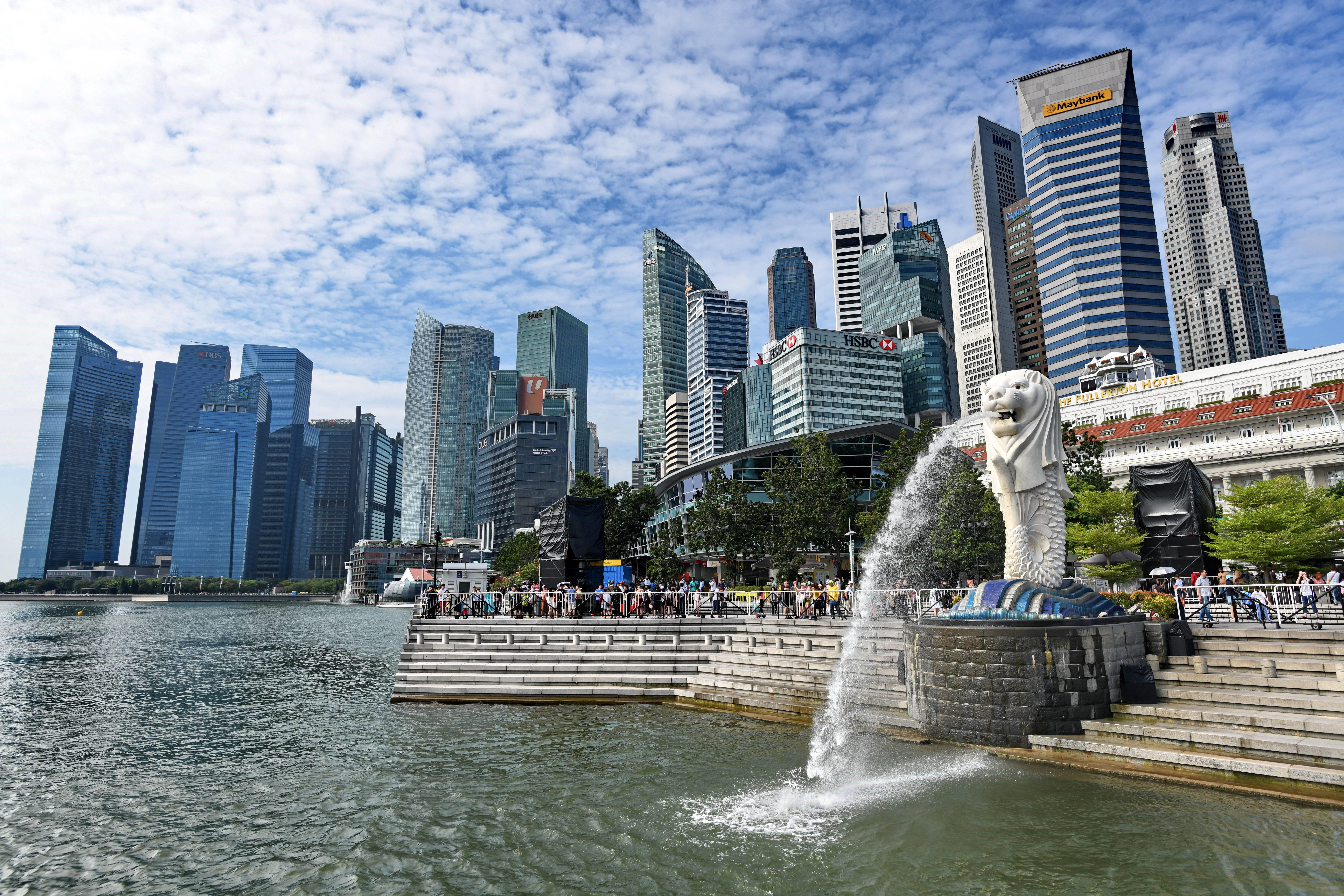 Matolcsy György szerint Szingapúr lehetne Magyarországból