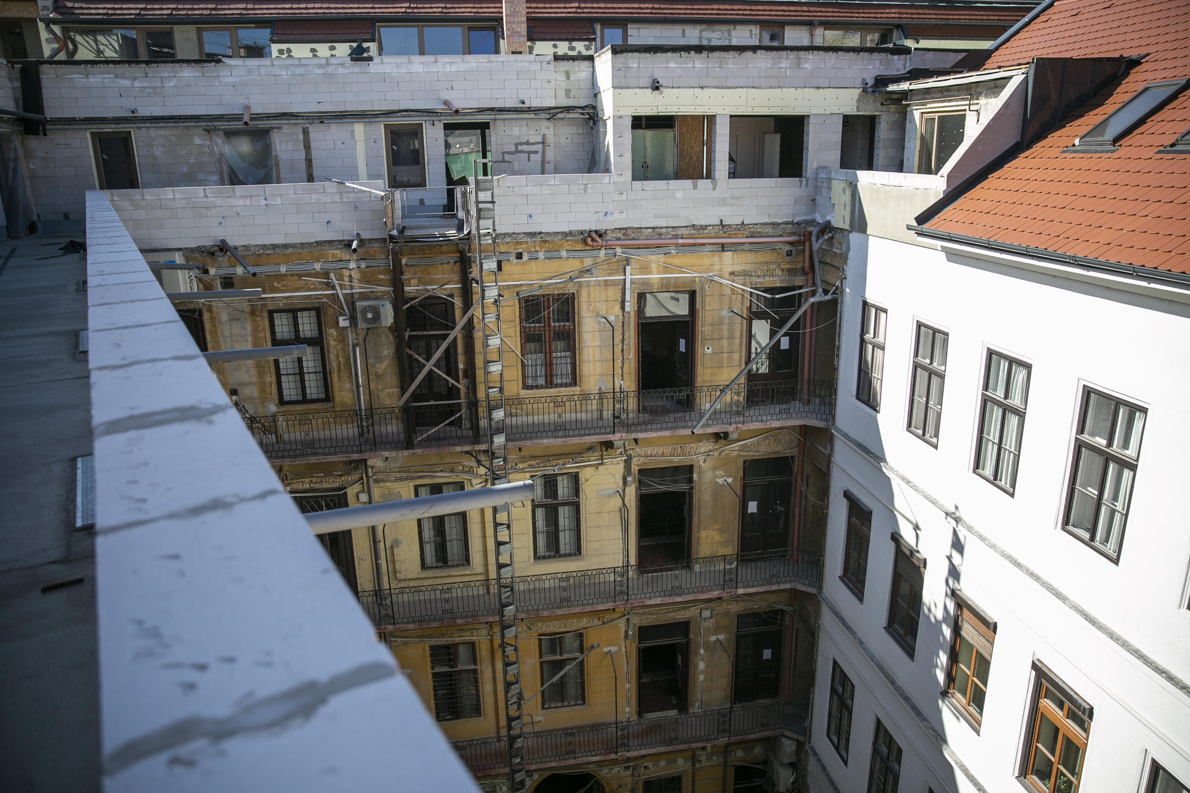 Még mindig nagyon drágulnak az építkezések és lakásfelújítások