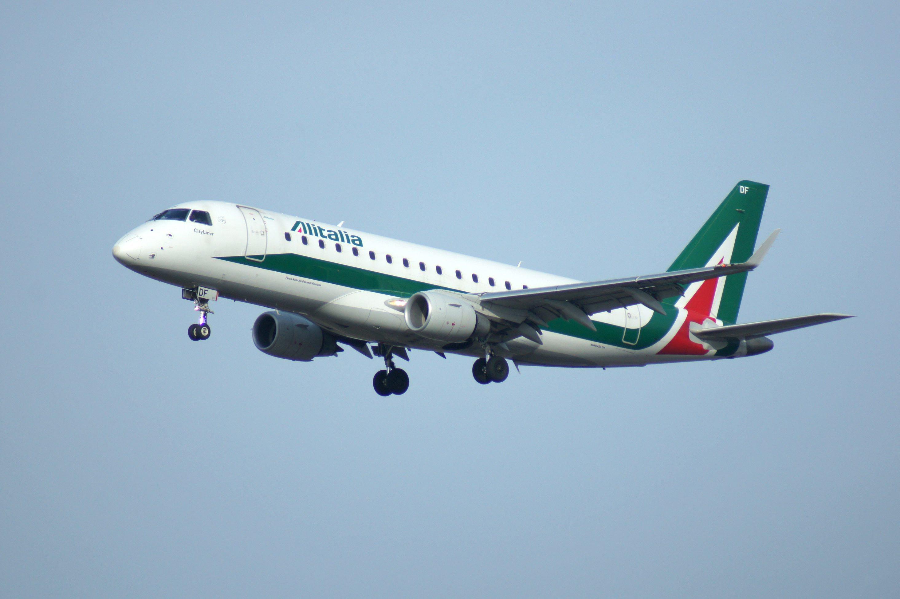 Az olasz kormány ismét megpróbálja megmenteni az állami légitársaságot
