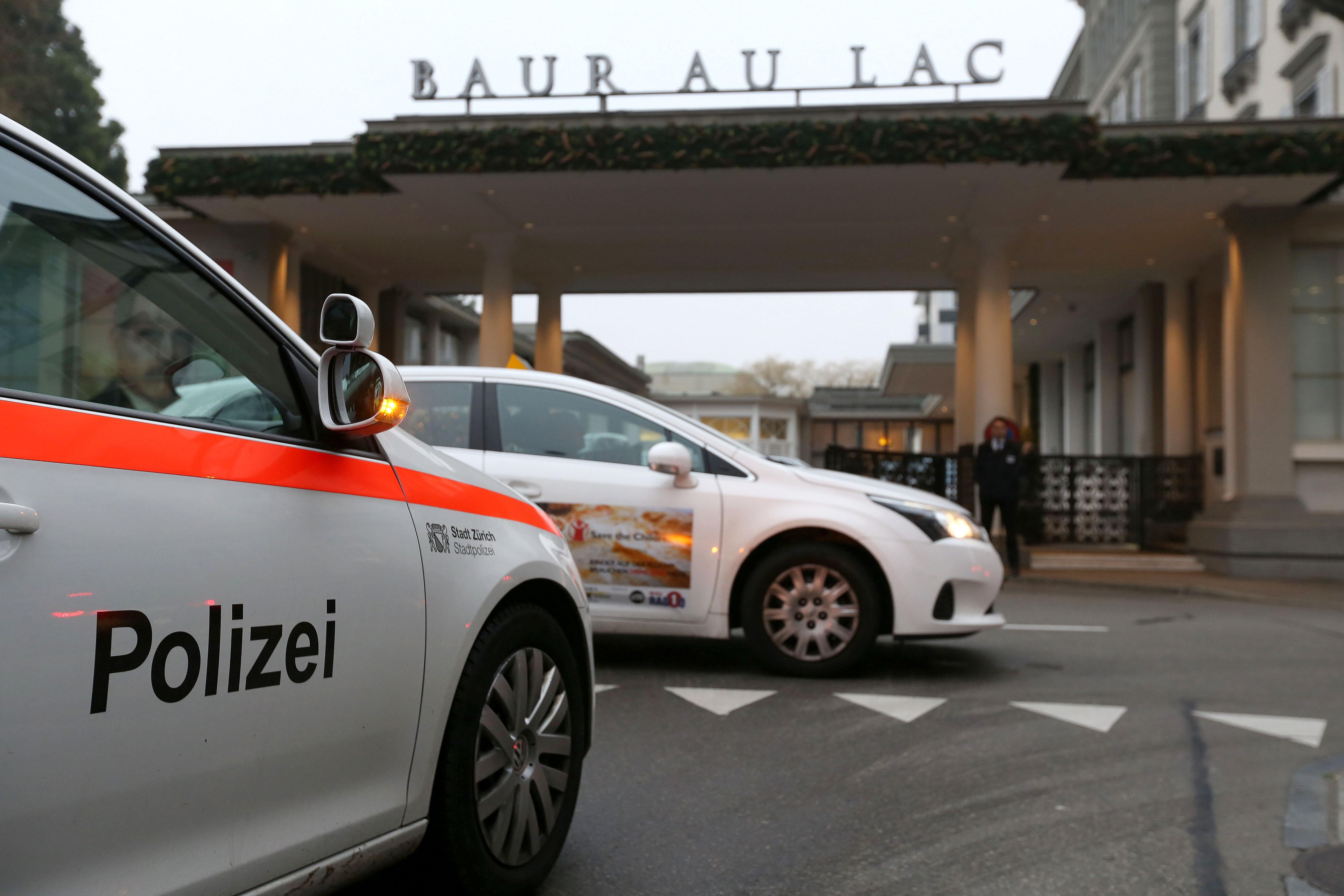 Megbüntettek egy svájci rendőrt, mert túl gyorsan üldözött egy betörőt