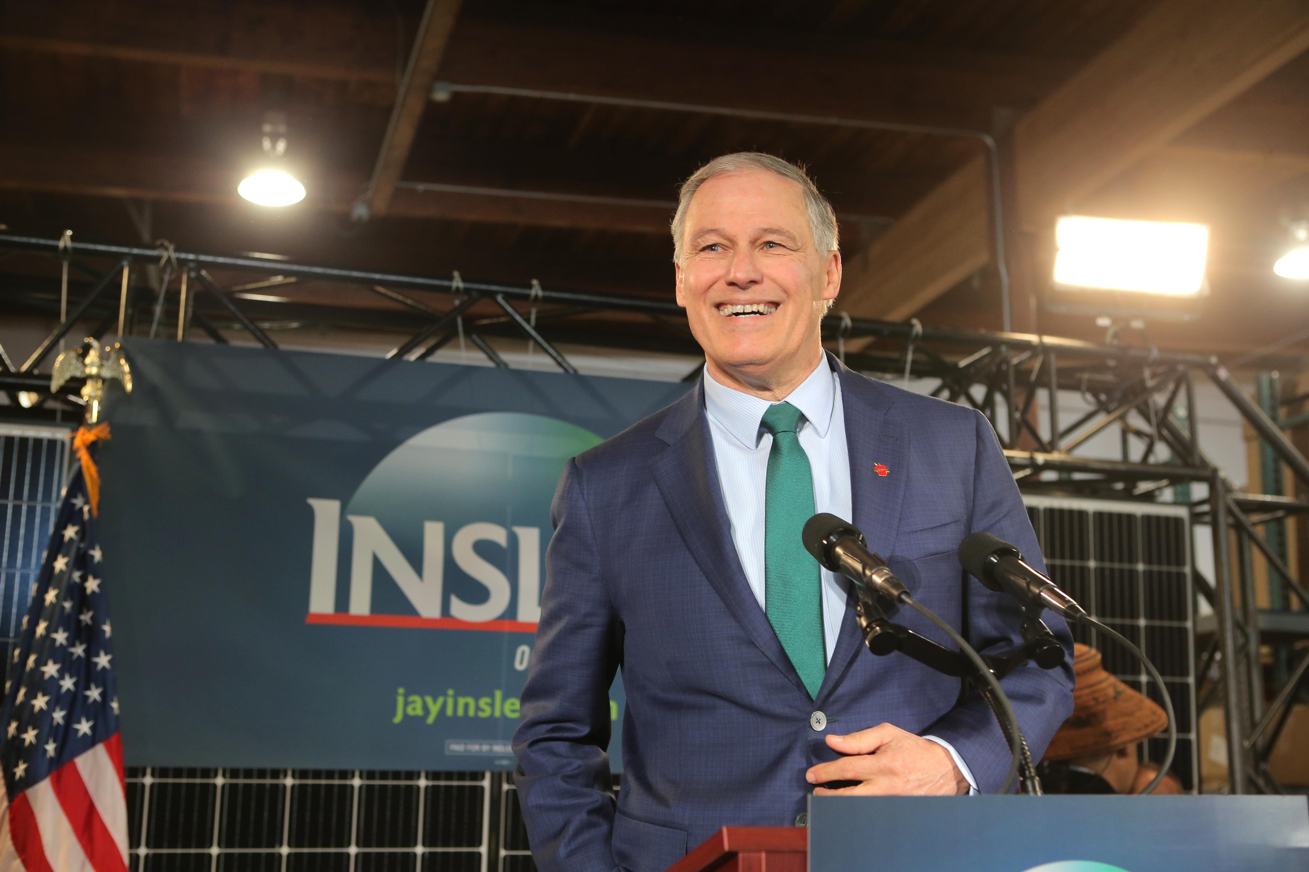 A klímaváltozás kérdése köré építi egész kampányát egy amerikai elnökjelölt