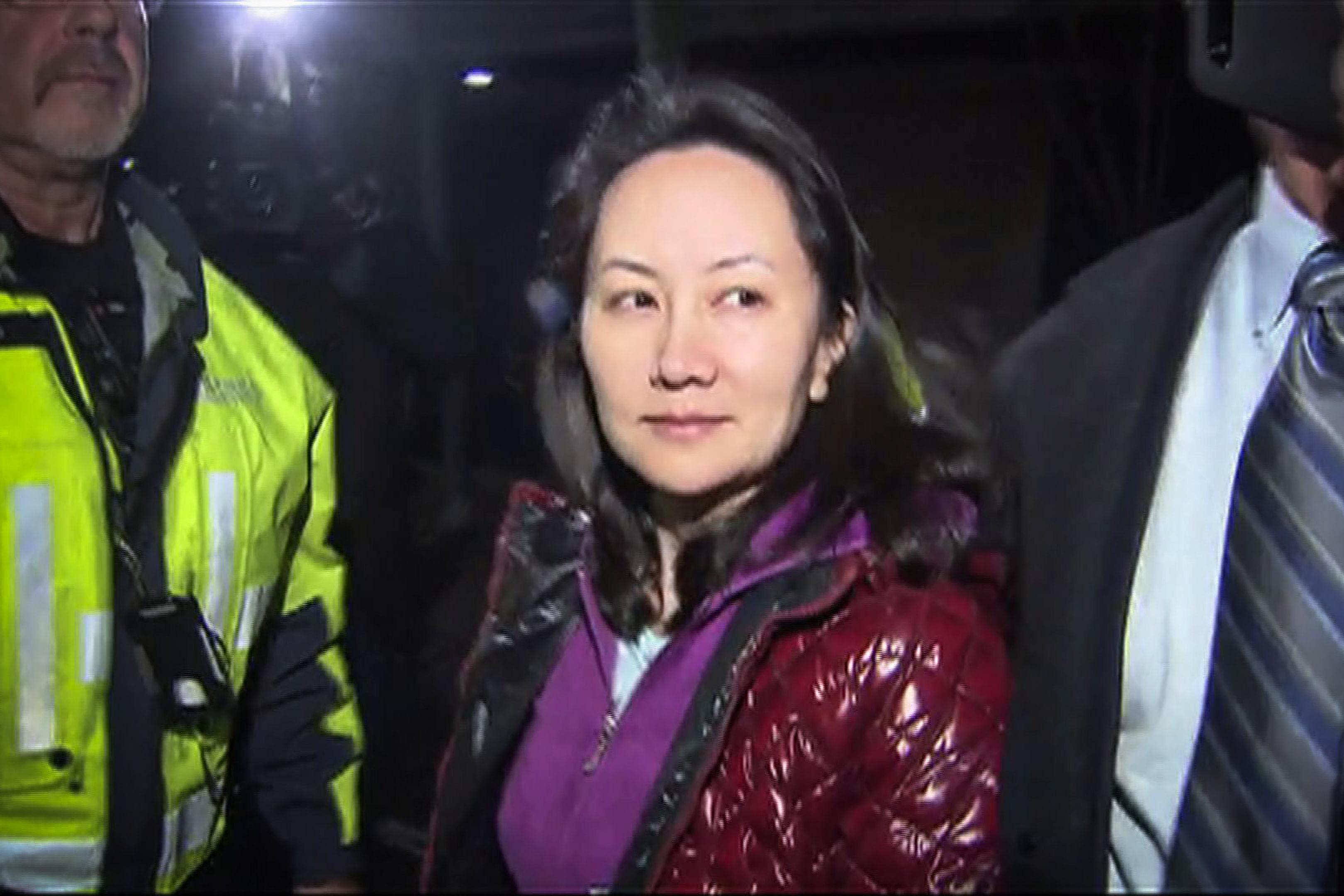A Huawei alapítójának lányánál egy Macbookot, egy Iphone-t és egy Ipadet is találtak, mikor letartóztatták