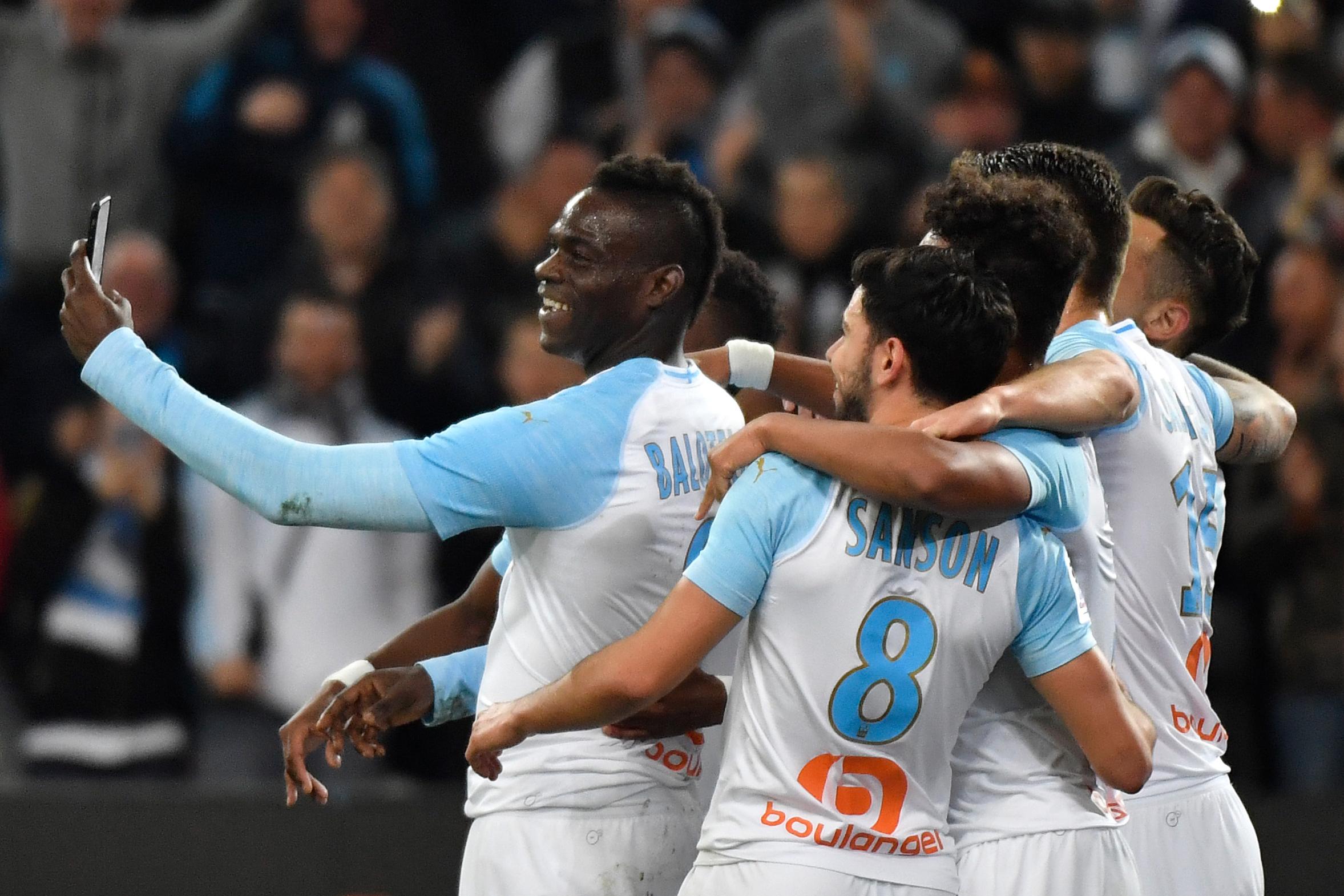 Balotelli élőben közvetítette gólörömét az Instagramon