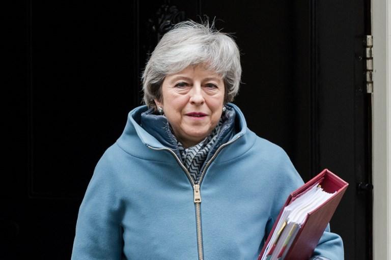 May szerint már nem lehetséges a megállapodásos kilépés a jövő héten