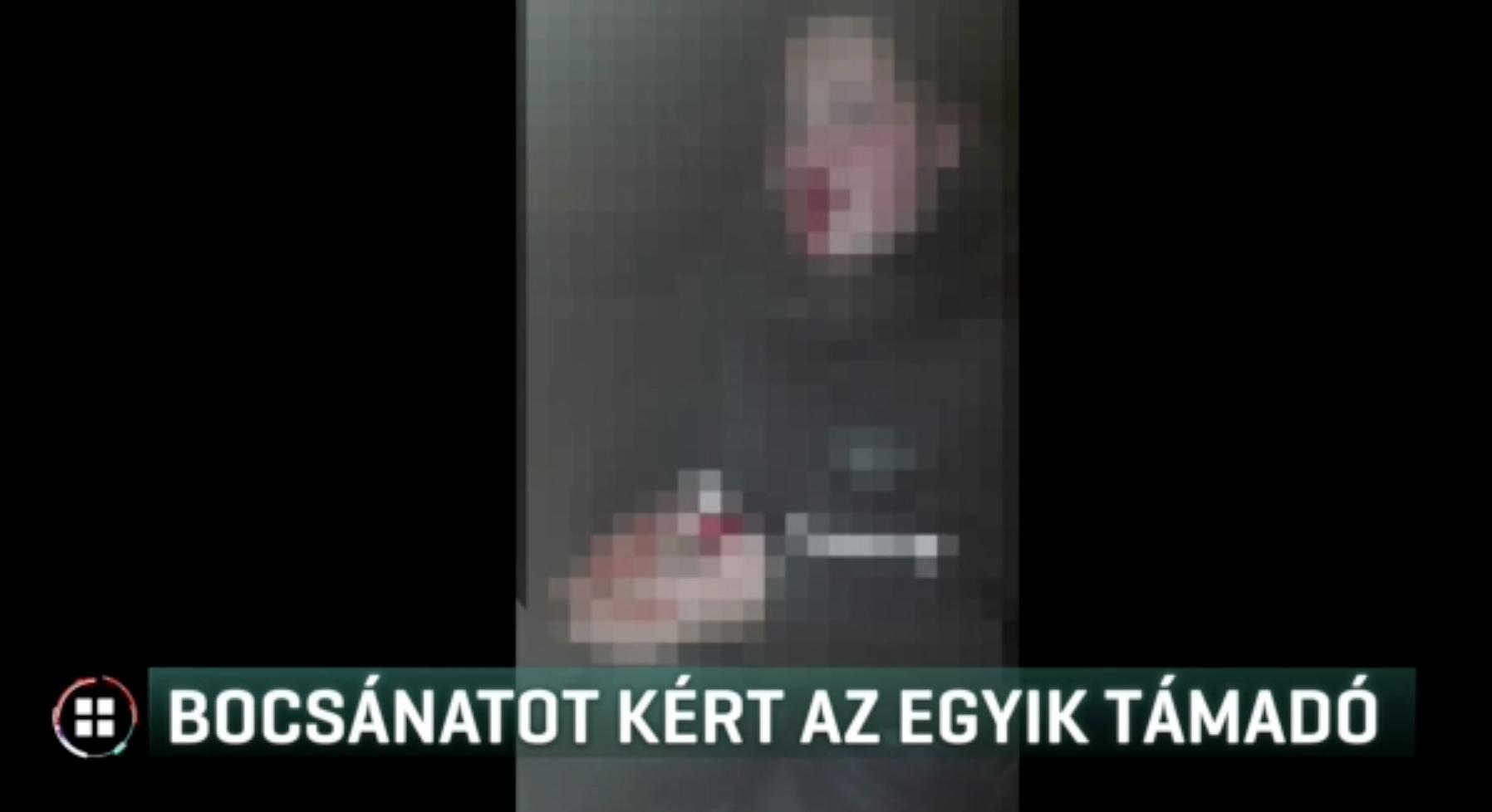 Bocsánatot kért a Nádudvaron megvert és megalázott lány egyik támadója