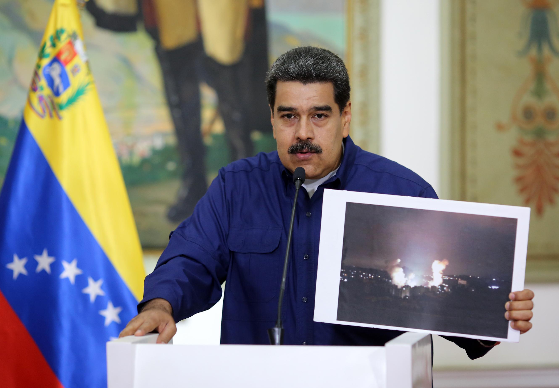 Hazaárulással vádoltak meg ellenzékieket Venezuelában