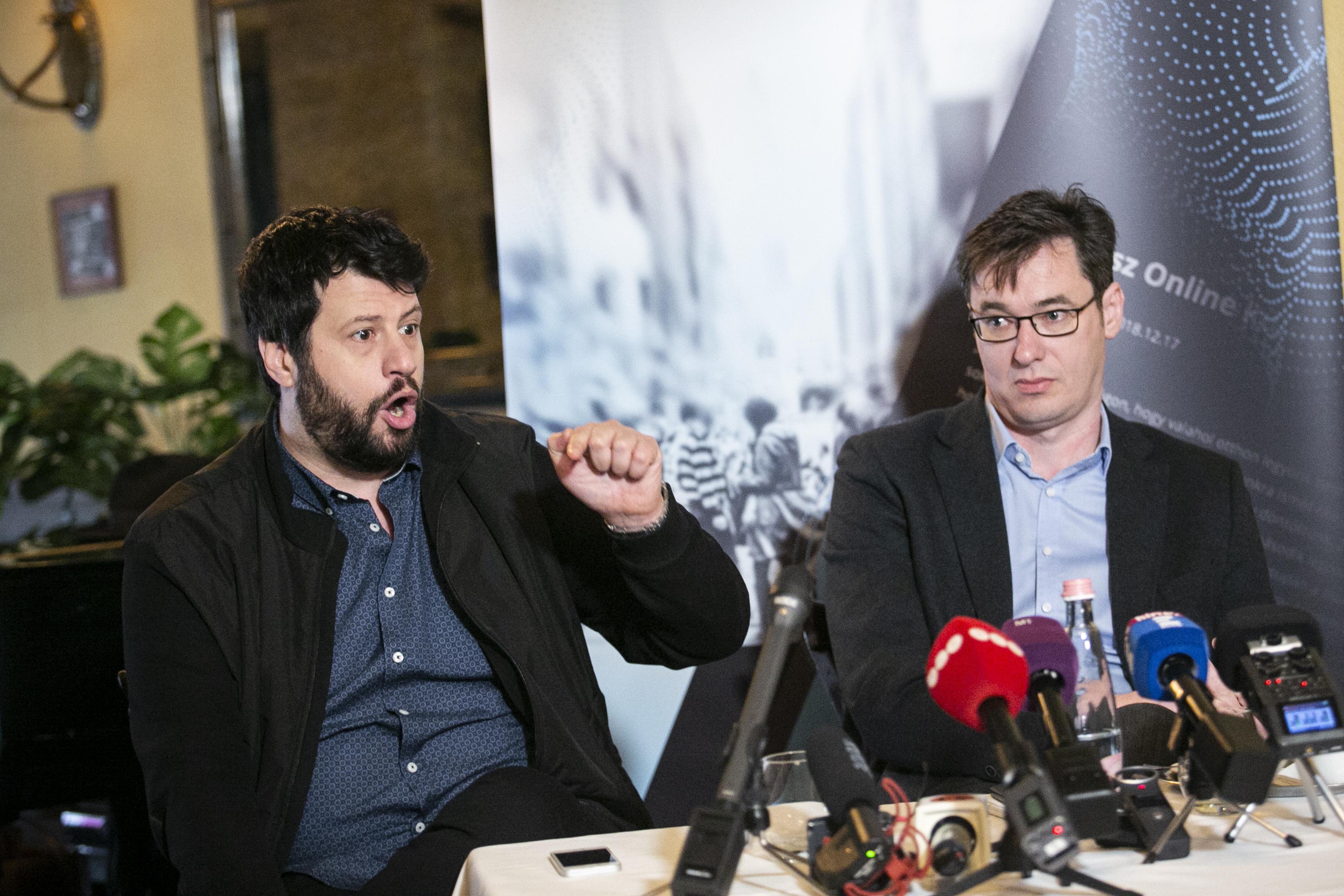 Az LMP mégis tudott arról, hogy Puzsér ki akar szállni az előválasztásból, de végül nem is szállt ki