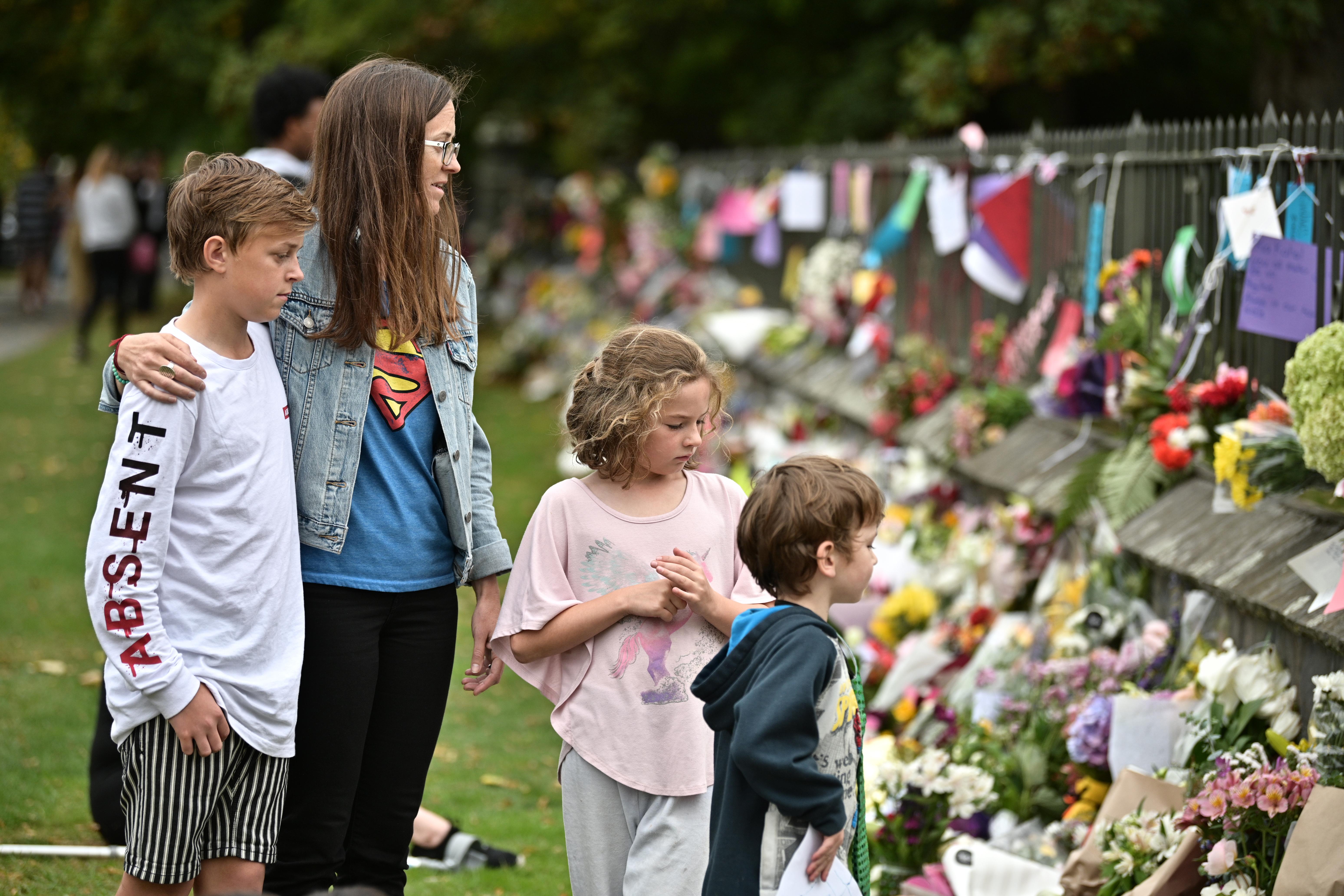 """""""A muzulmán közösség elleni merénylet ellenünk és Új-Zéland ellen irányuló támadás"""""""