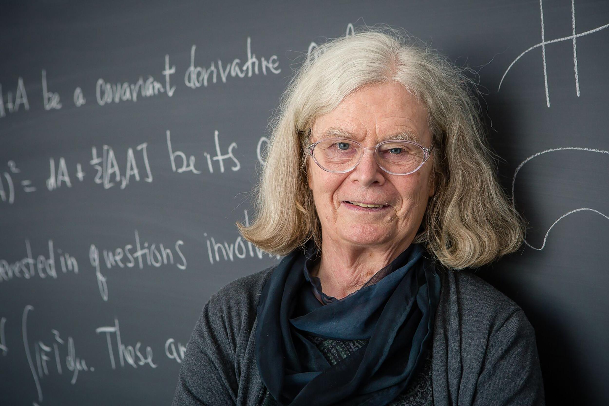 Először kapta nő az egyik legnagyobb presztízsű matematikai díjat