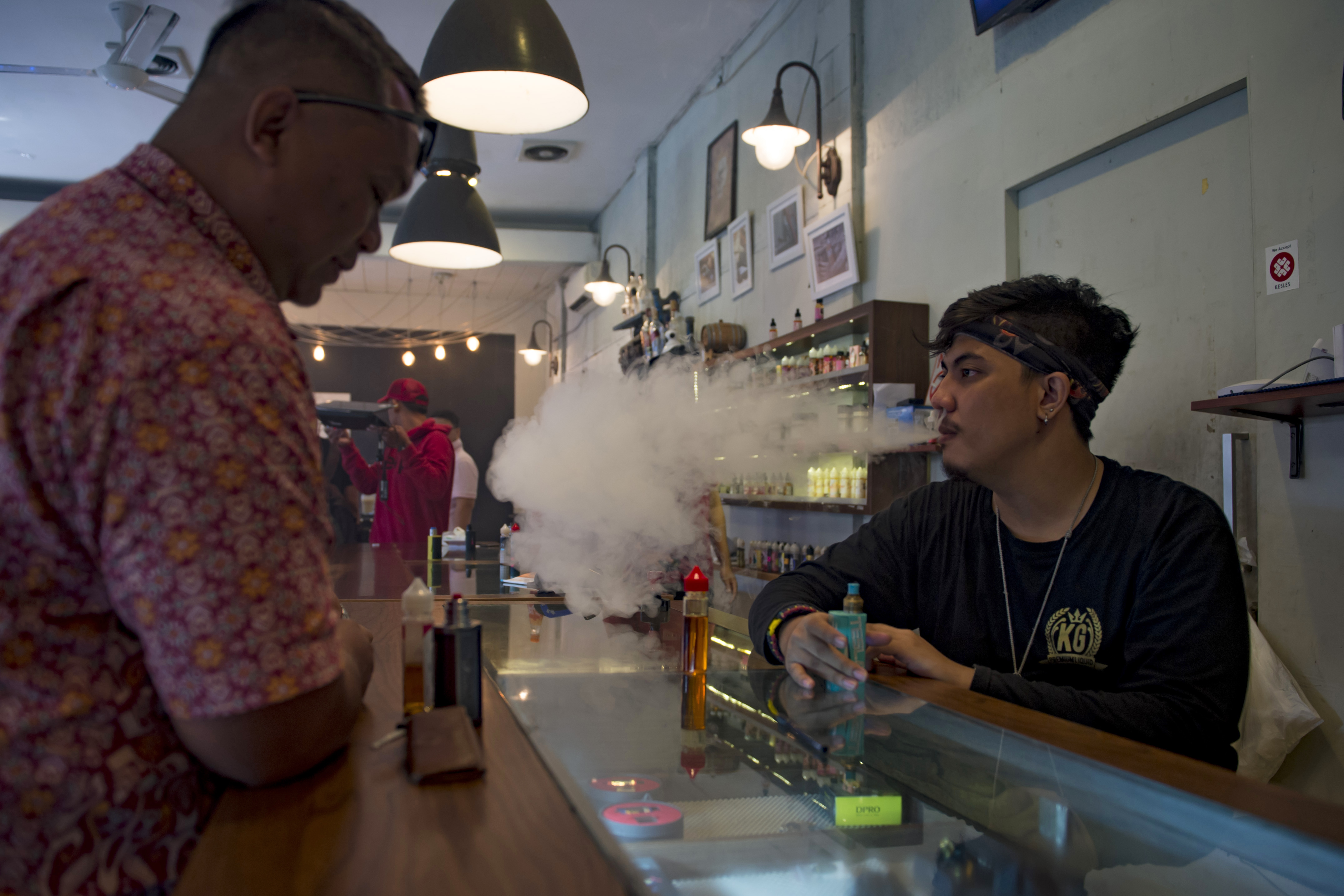 Az Egyesült Államokban regisztrálták az első, elektromos cigi okozta halálesetet