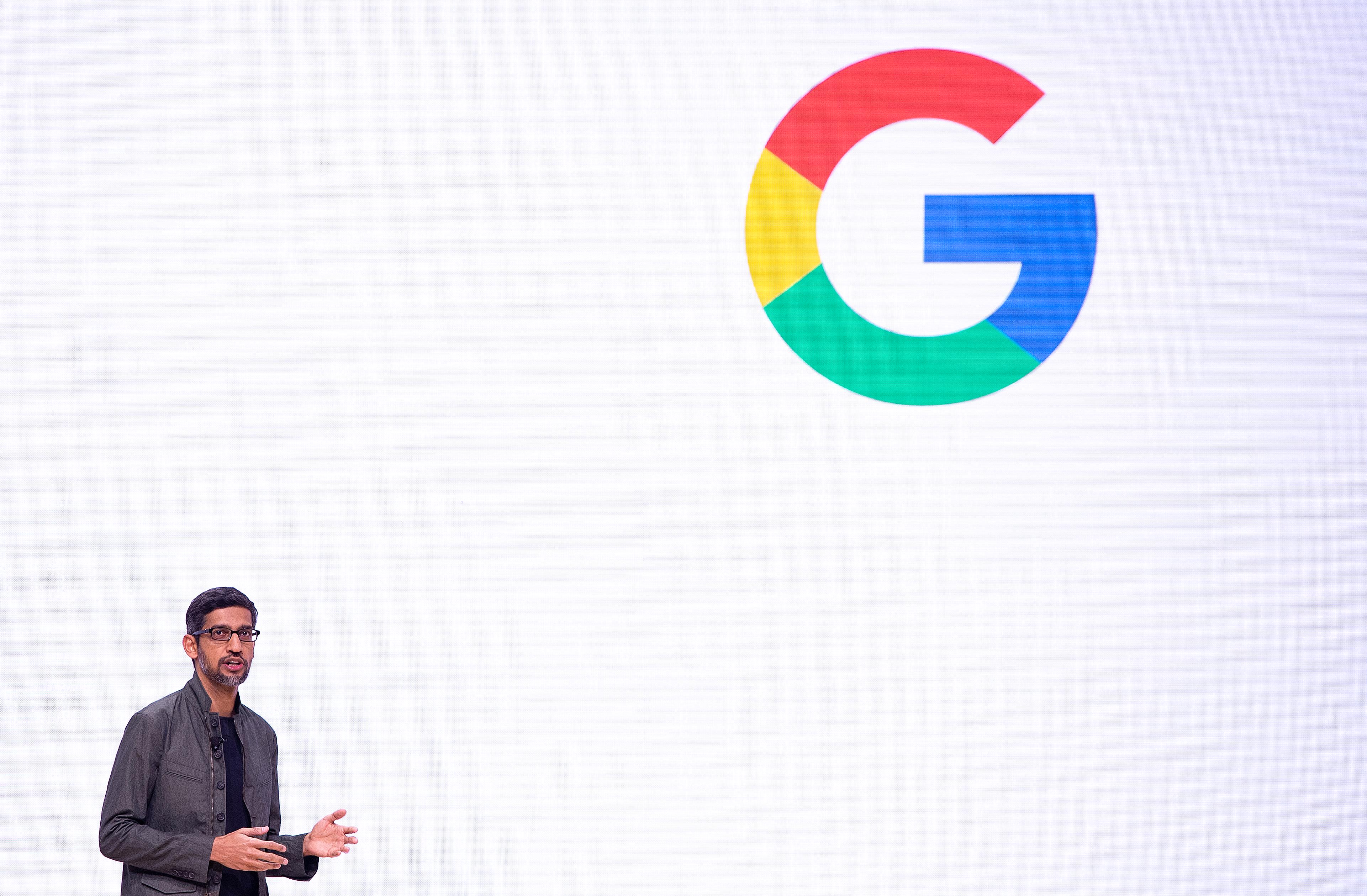 Már a Google központjában is van kanyaró