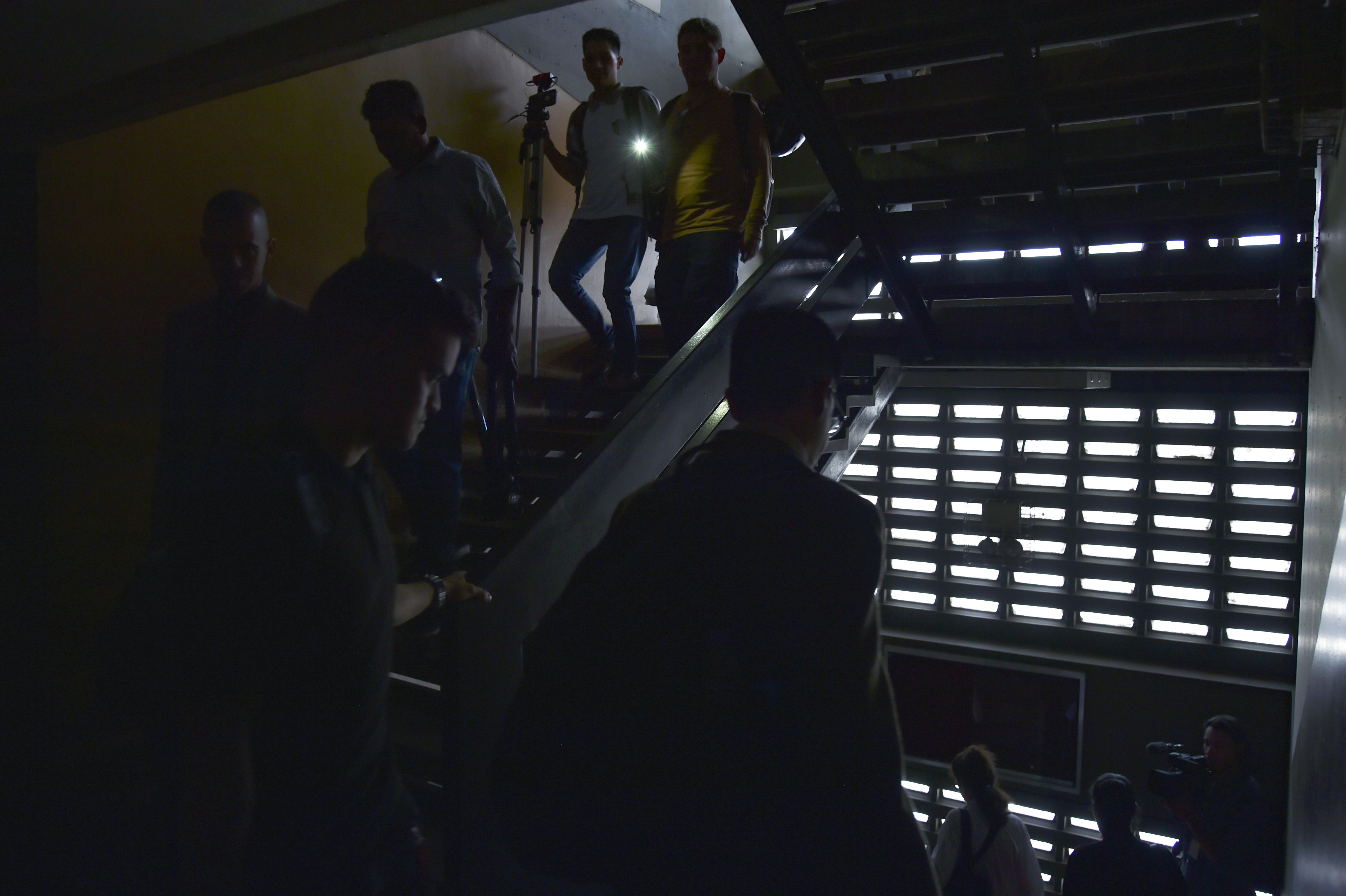Az áramkimaradás miatt munkaszüneti napot tartanak Venezuelában
