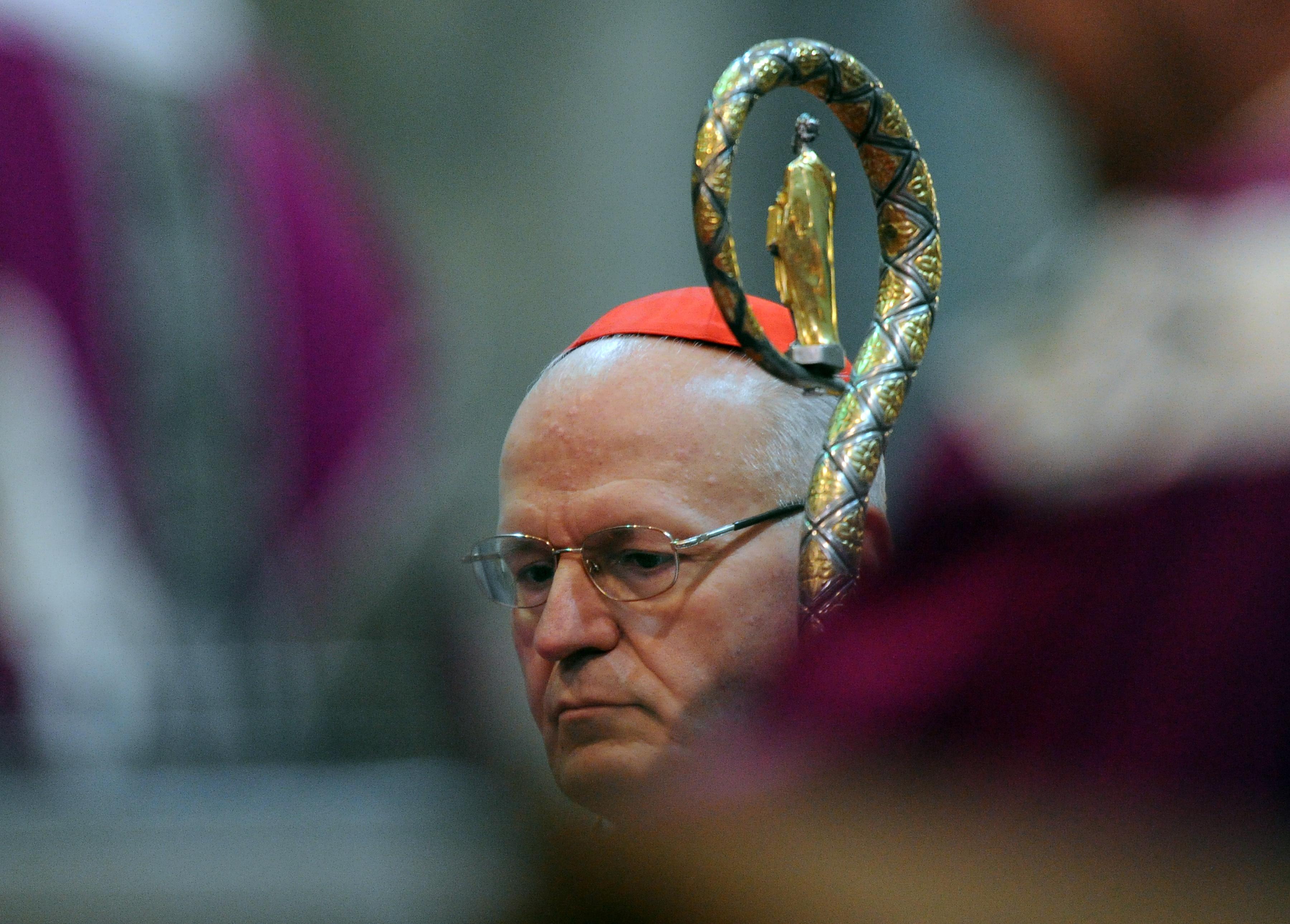 Erdő Péter szerint a templomba betérő embernek éreznie kell, hogy nem egy műsorra ül be