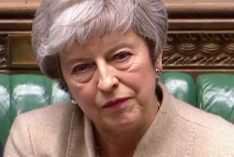 A brit parlament harmadszor is leszavazta May brexit-megállapodását