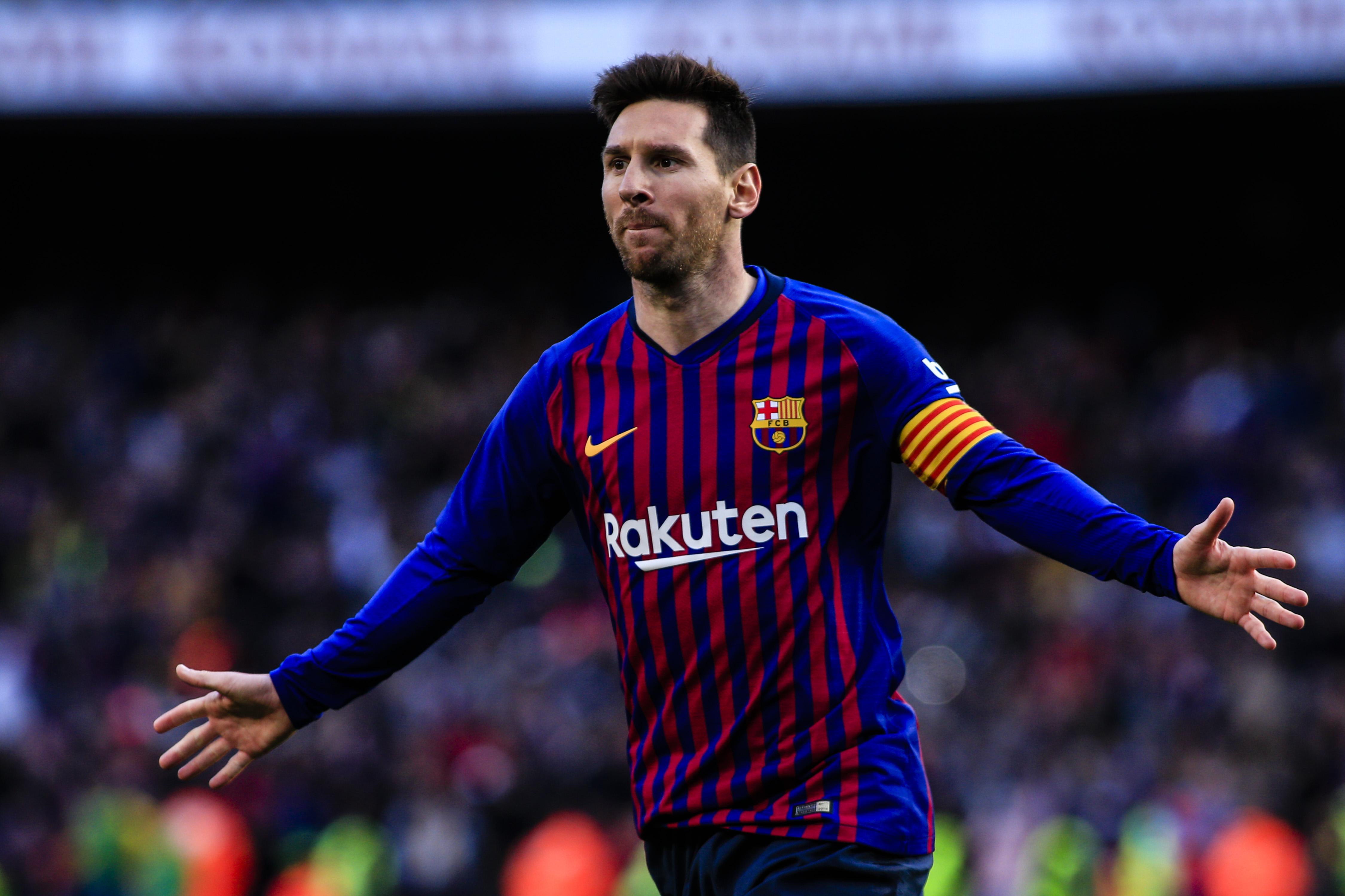 Messi a legjobban kereső sportoló