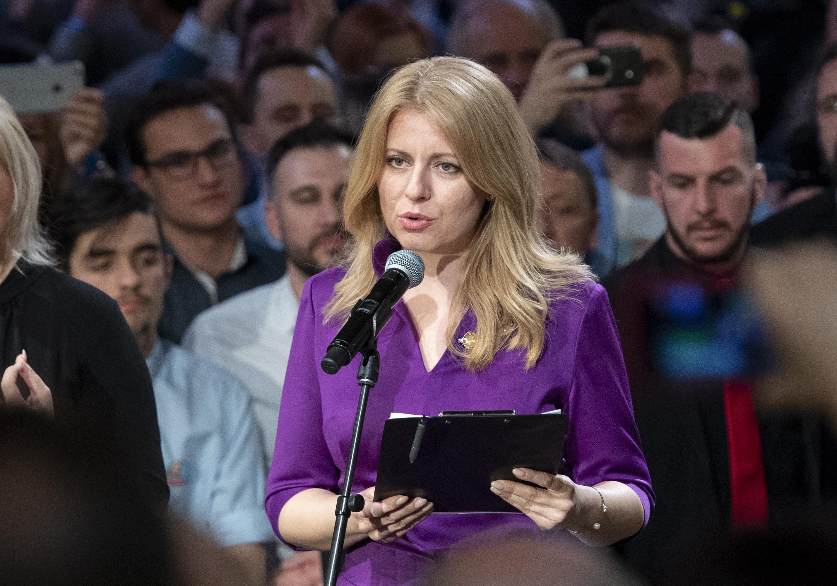 Magyarországra jön a szlovák elnök