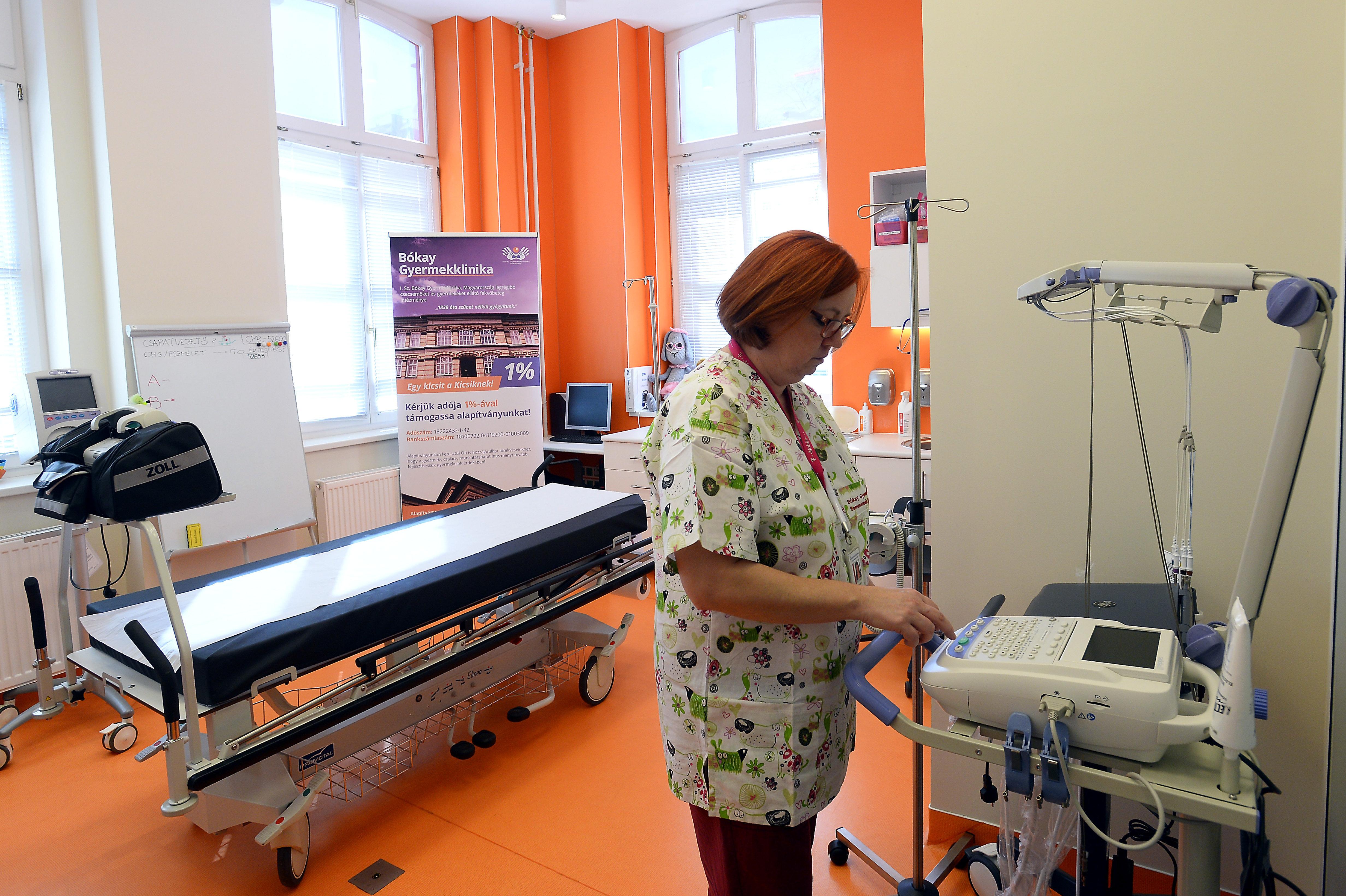Büntethetőek lesznek a kórházak a késedelmes várólisták miatt