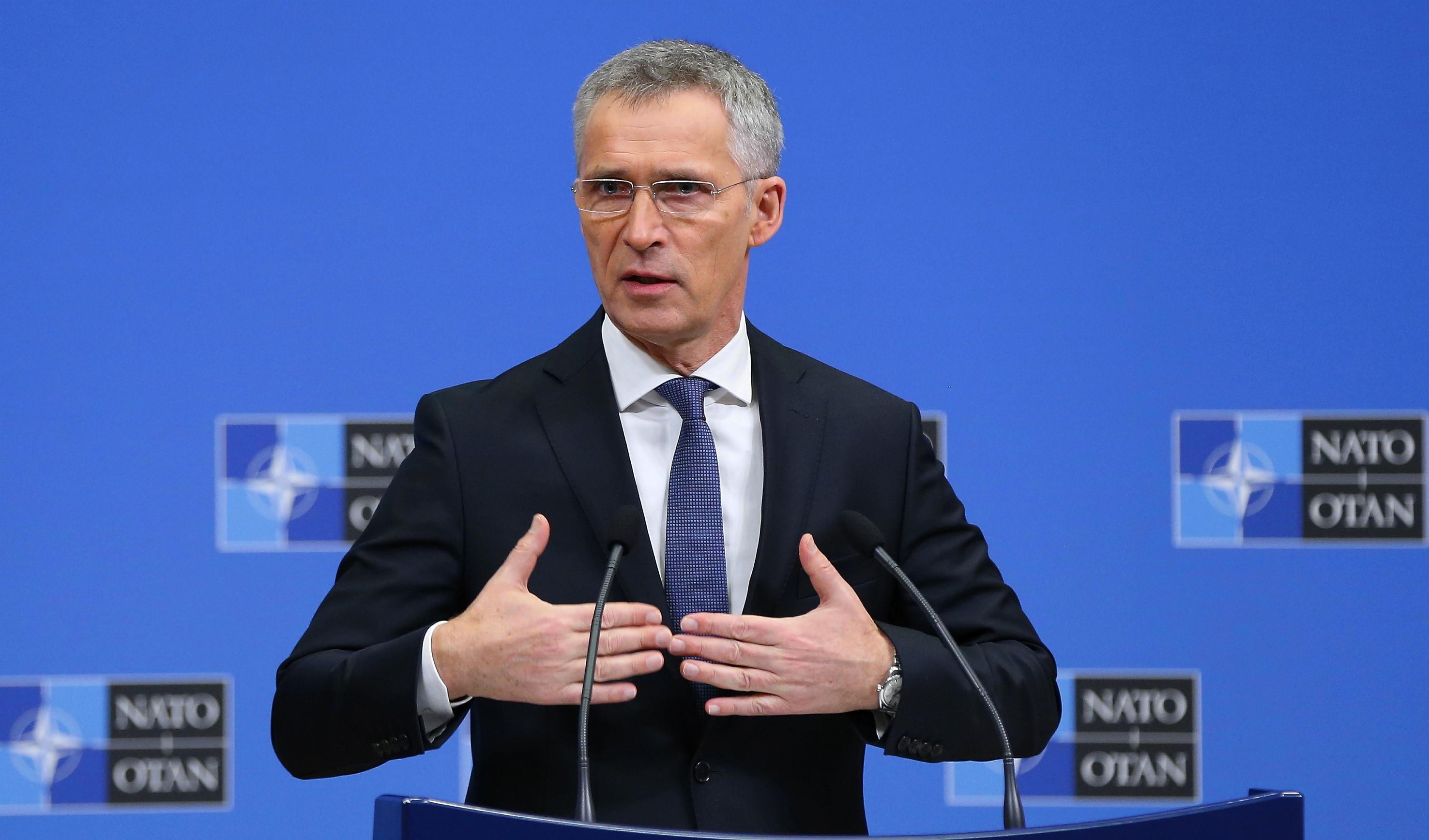 A NATO főtitkára szerint Kína nem osztja a Nyugat által vallott értékeket