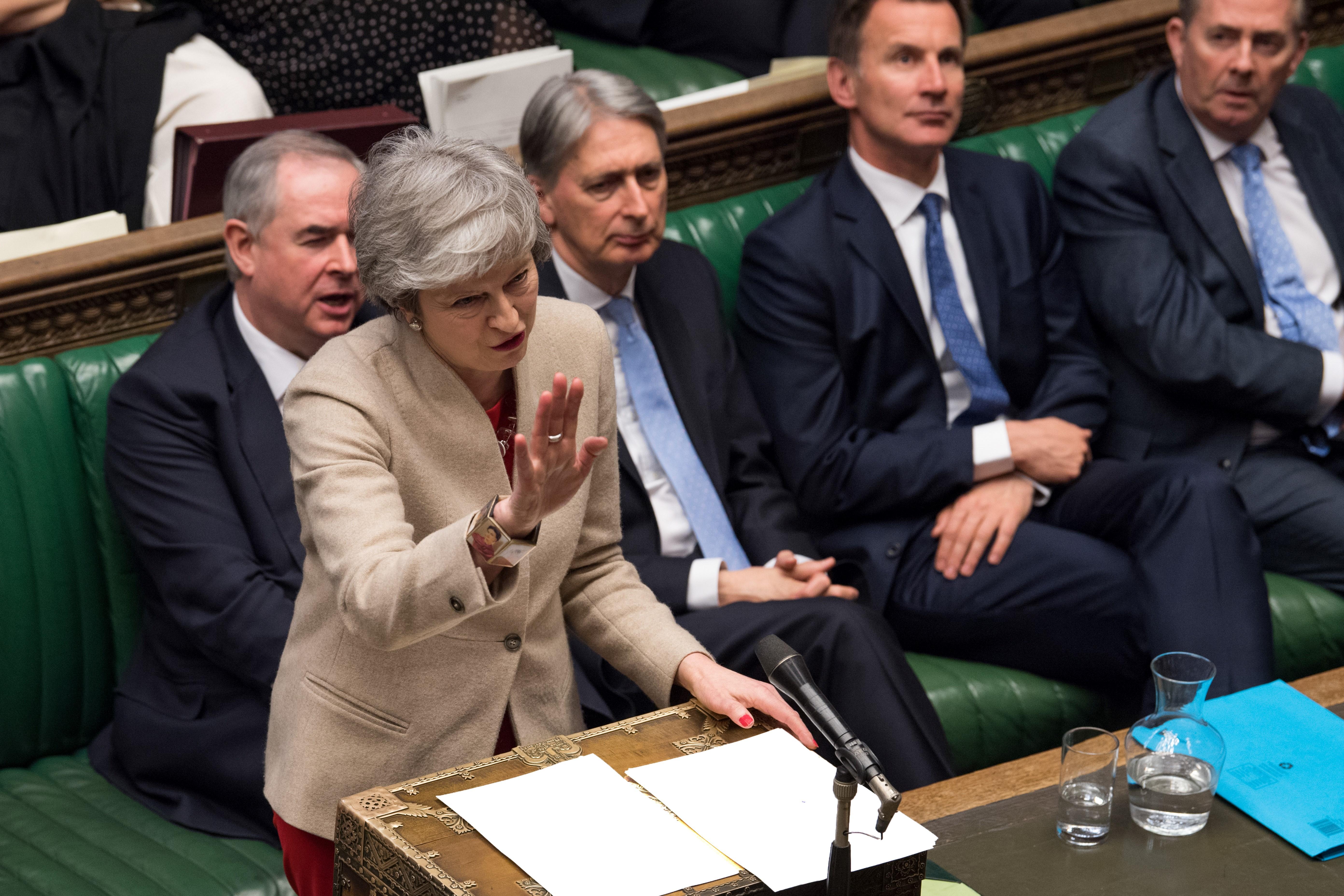 Theresa May tovább halasztaná a Brexit halasztását