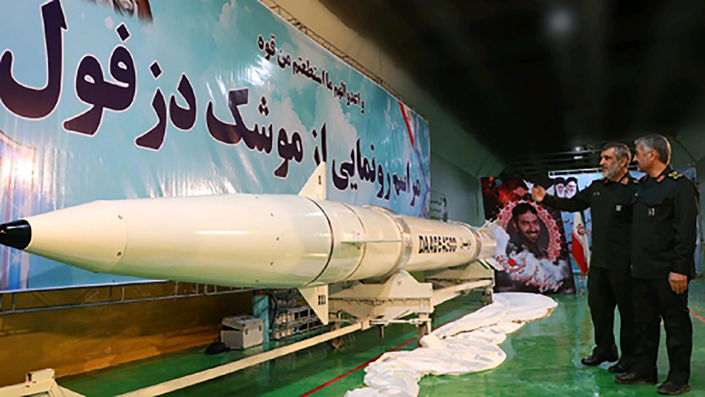 Az európai nagyhatalmak aggódnak Irán rakétaprogramja miatt