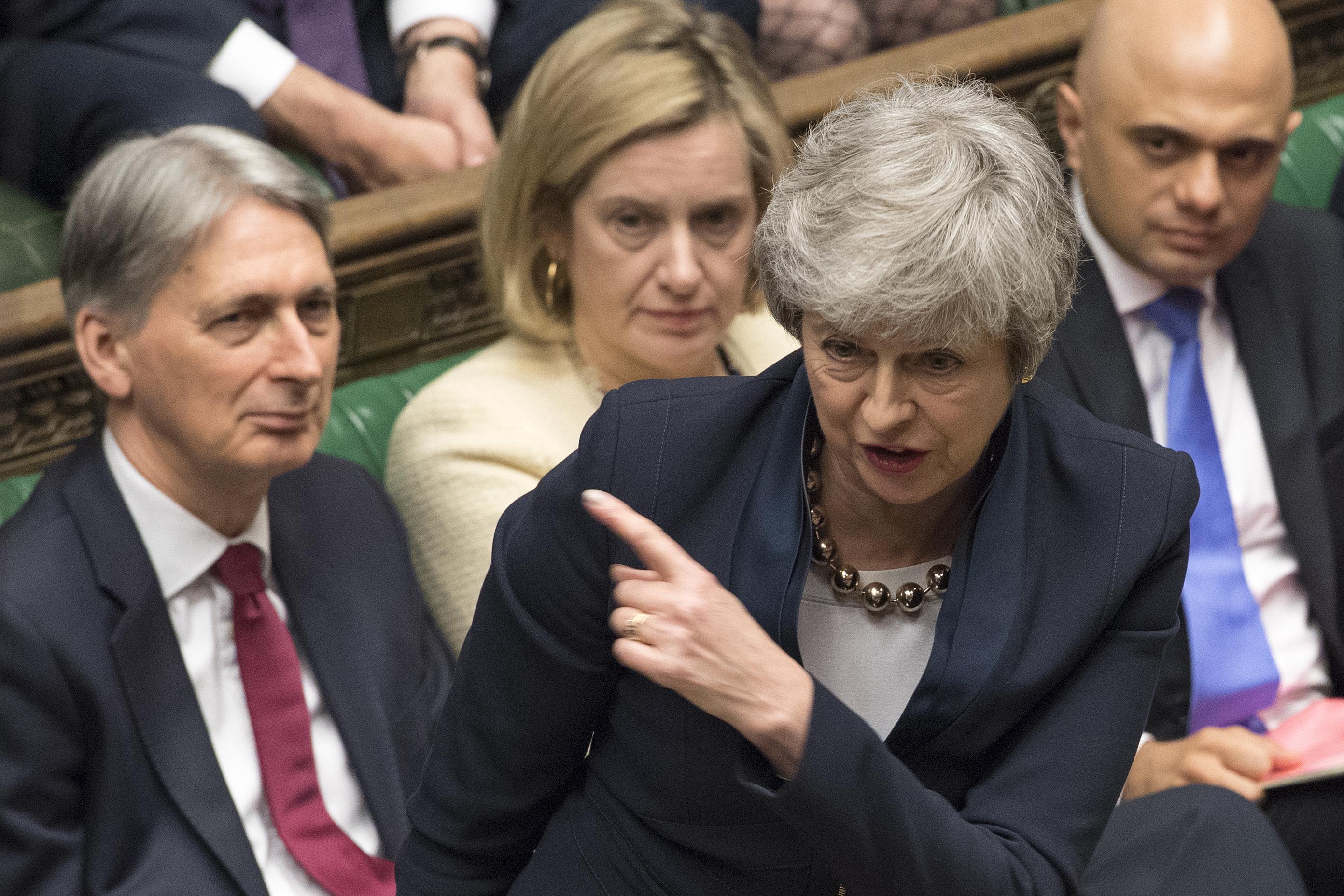 Theresa May június végéig kér haladékot a kilépésre az uniós vezetőktől