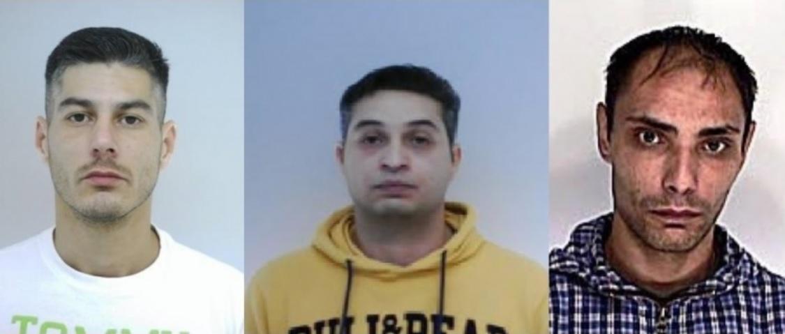 A rendőrség keresi ezt a három férfit, akik bántalmaztak, és egy fekete BMW-be kényszerítettek egy férfit