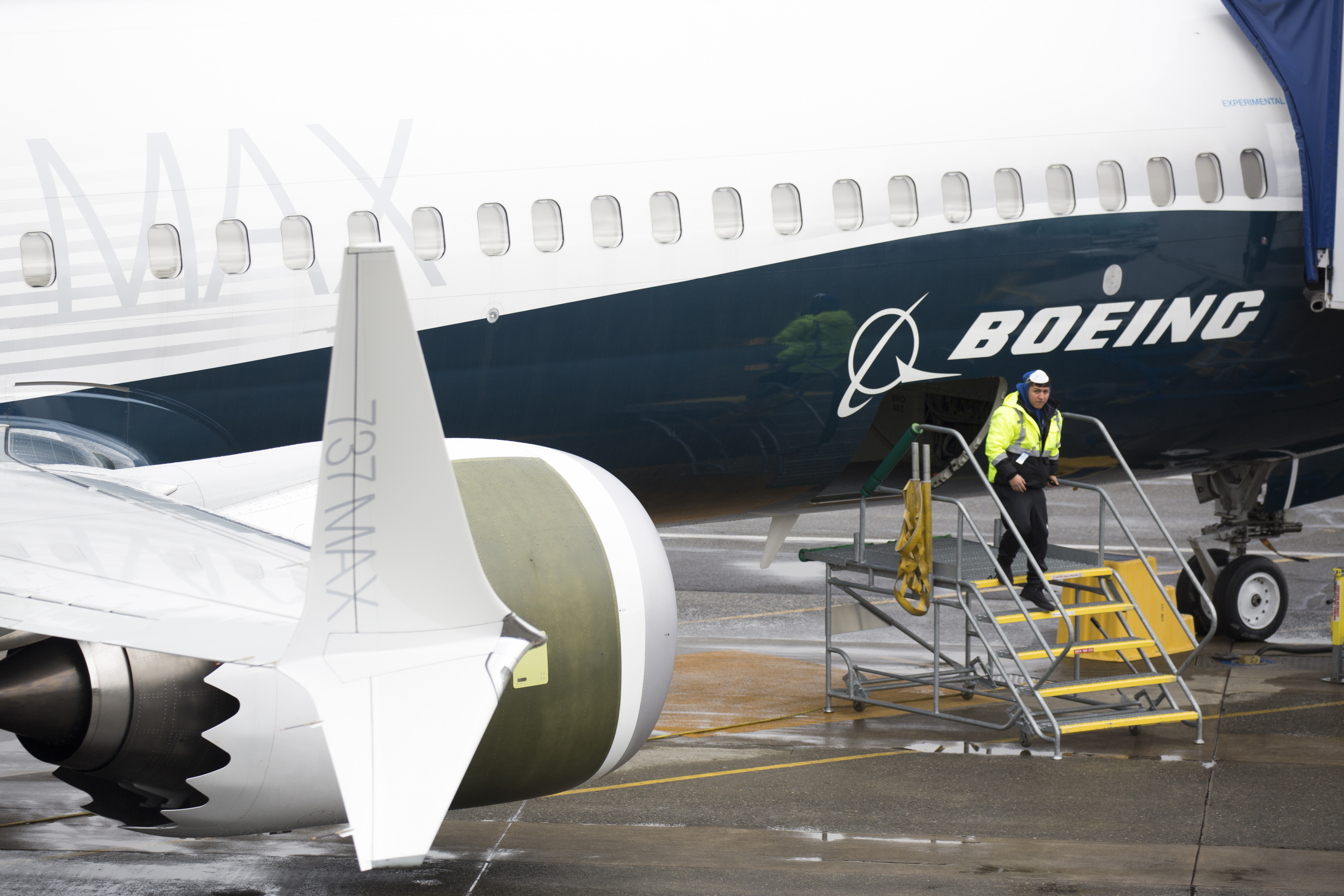 Csaknem két év után újra utasokat szállított egy Boeing 737 Max