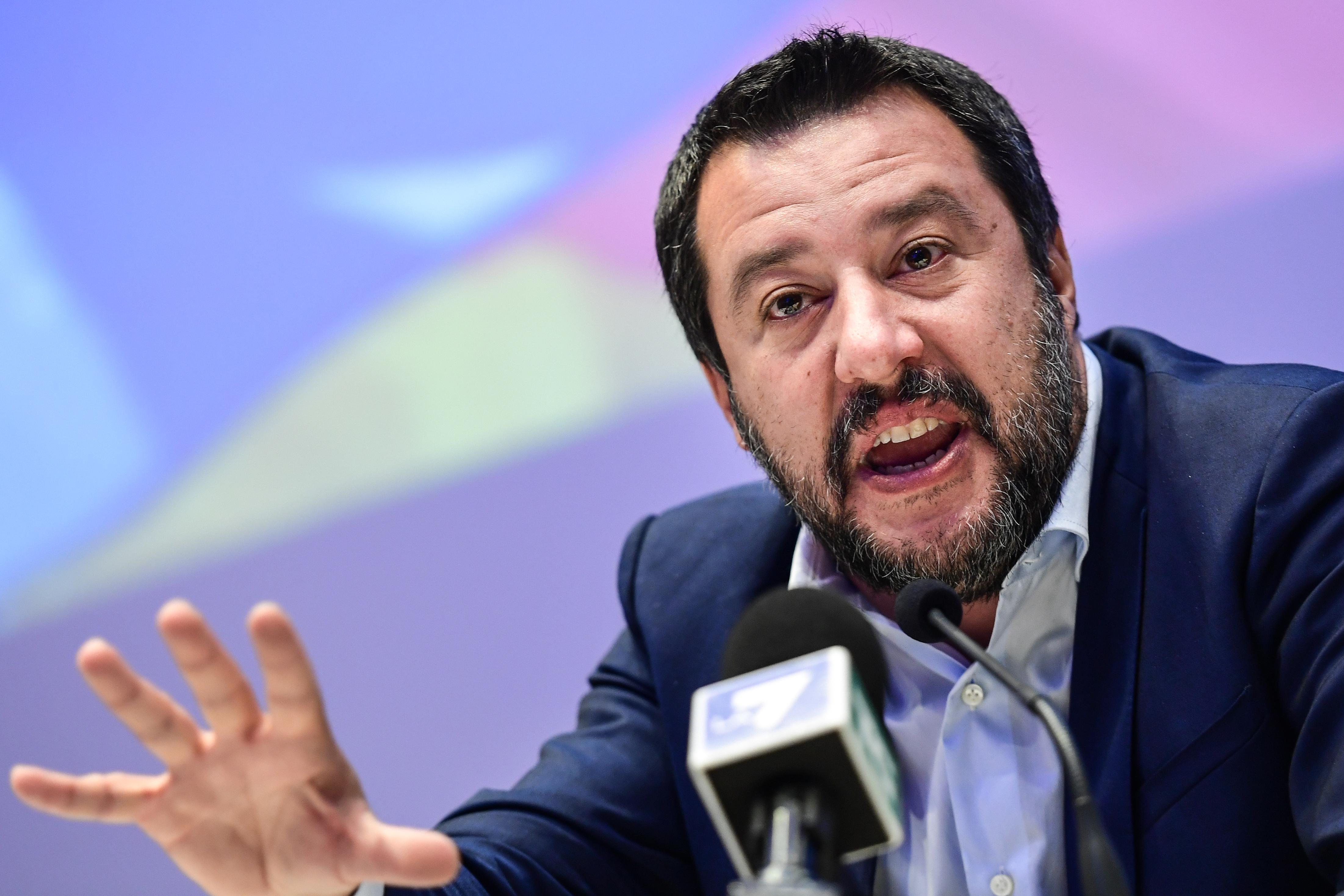 Salvini szerint új választások jönnek Olaszországban