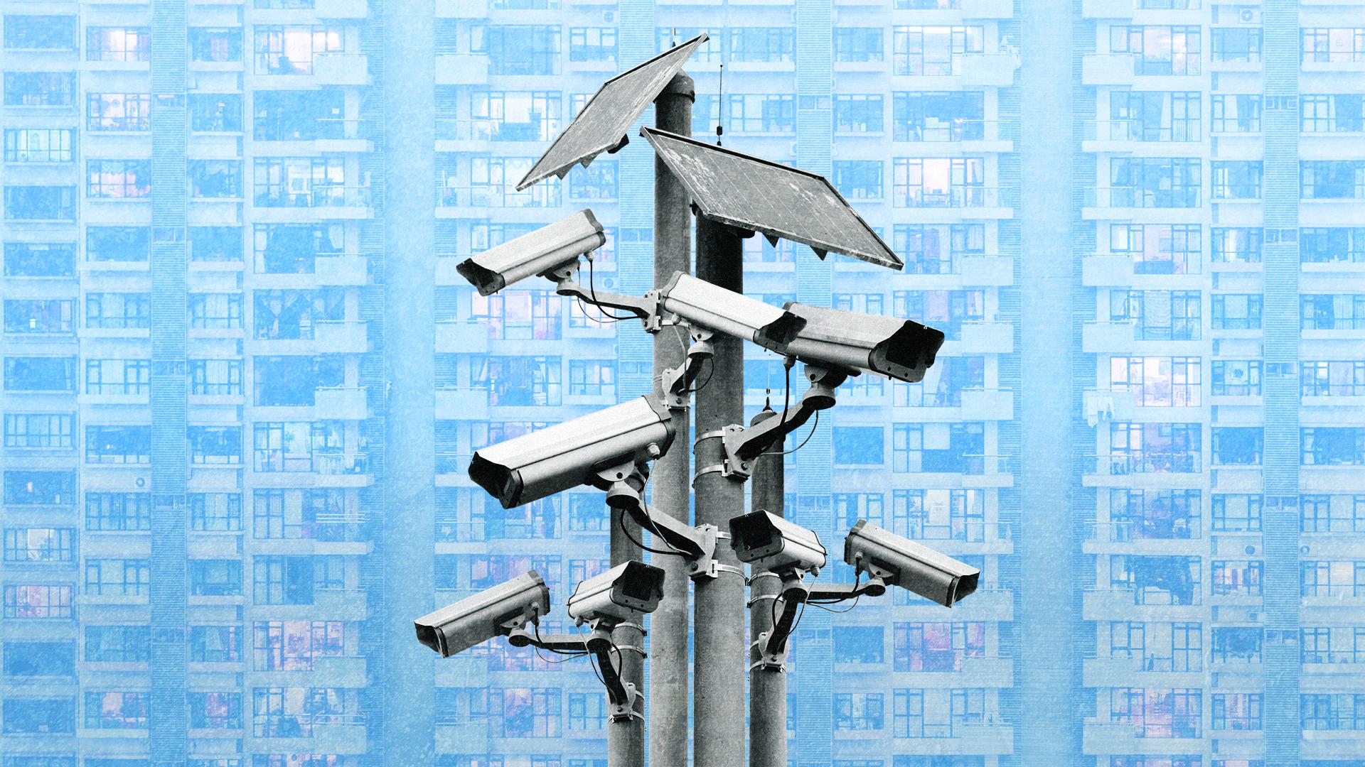 A totális megfigyelés ellen senki sem tüntet, pedig jó úton haladunk felé
