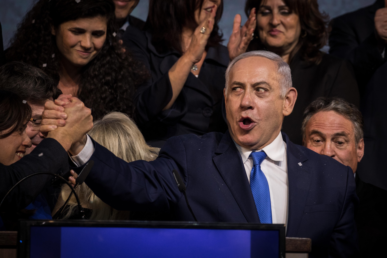 Mindkét oldal bejelentette győzelmét az izraeli választáson