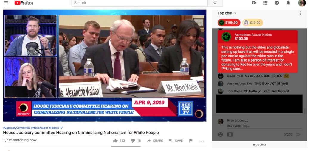Kikapcsolta a Youtube a kommentelést egy kongresszusi meghallgatás mellett