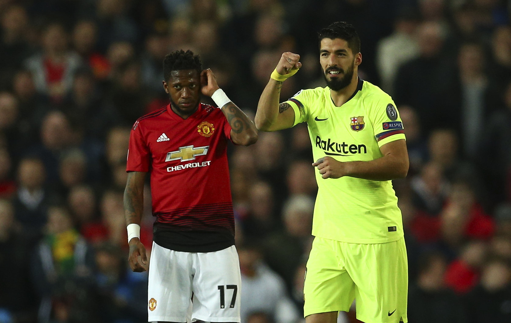 Manchesterben nyert a Barcelona
