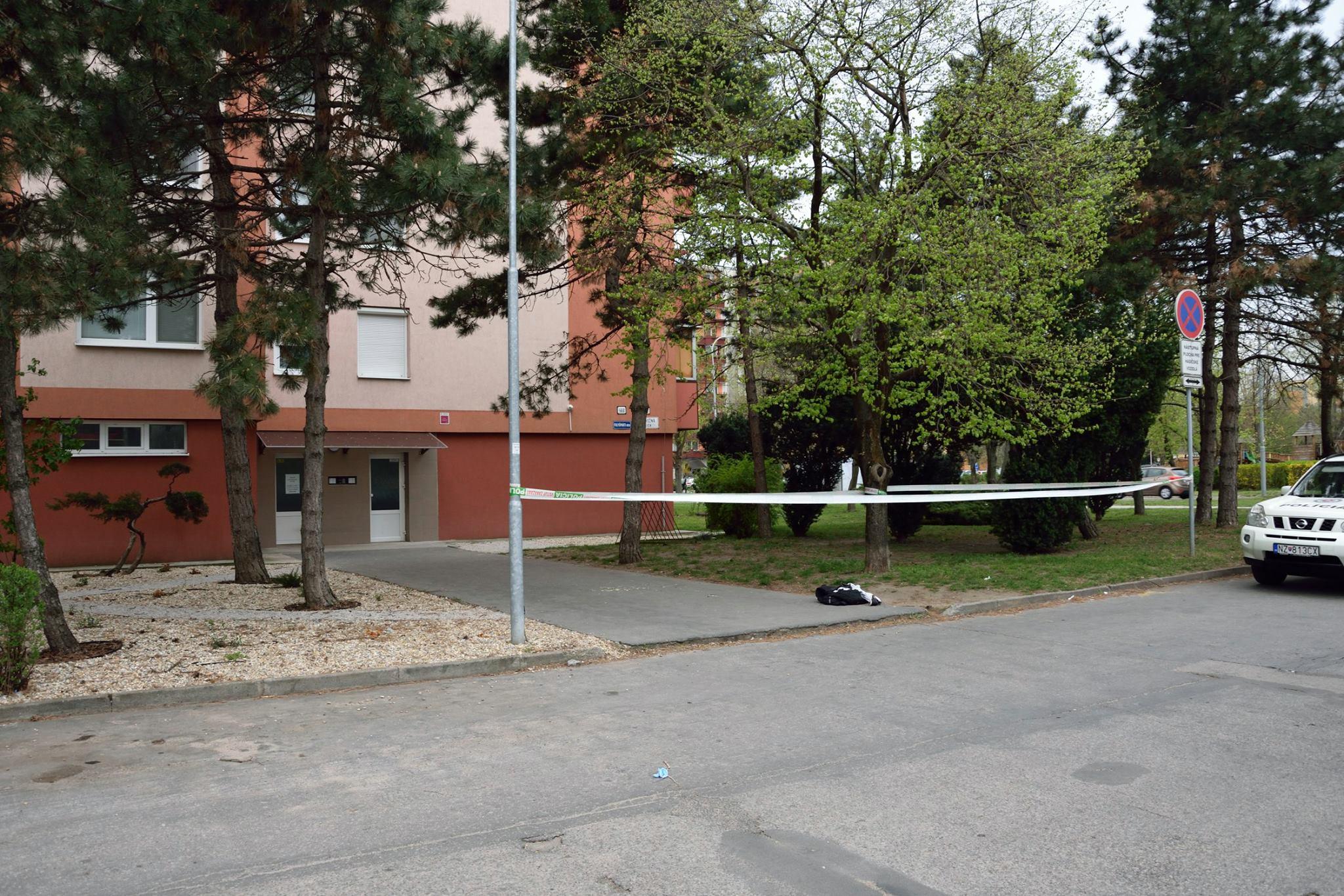 Savval öntöttek le egy nőt Érsekújváron, belehalt