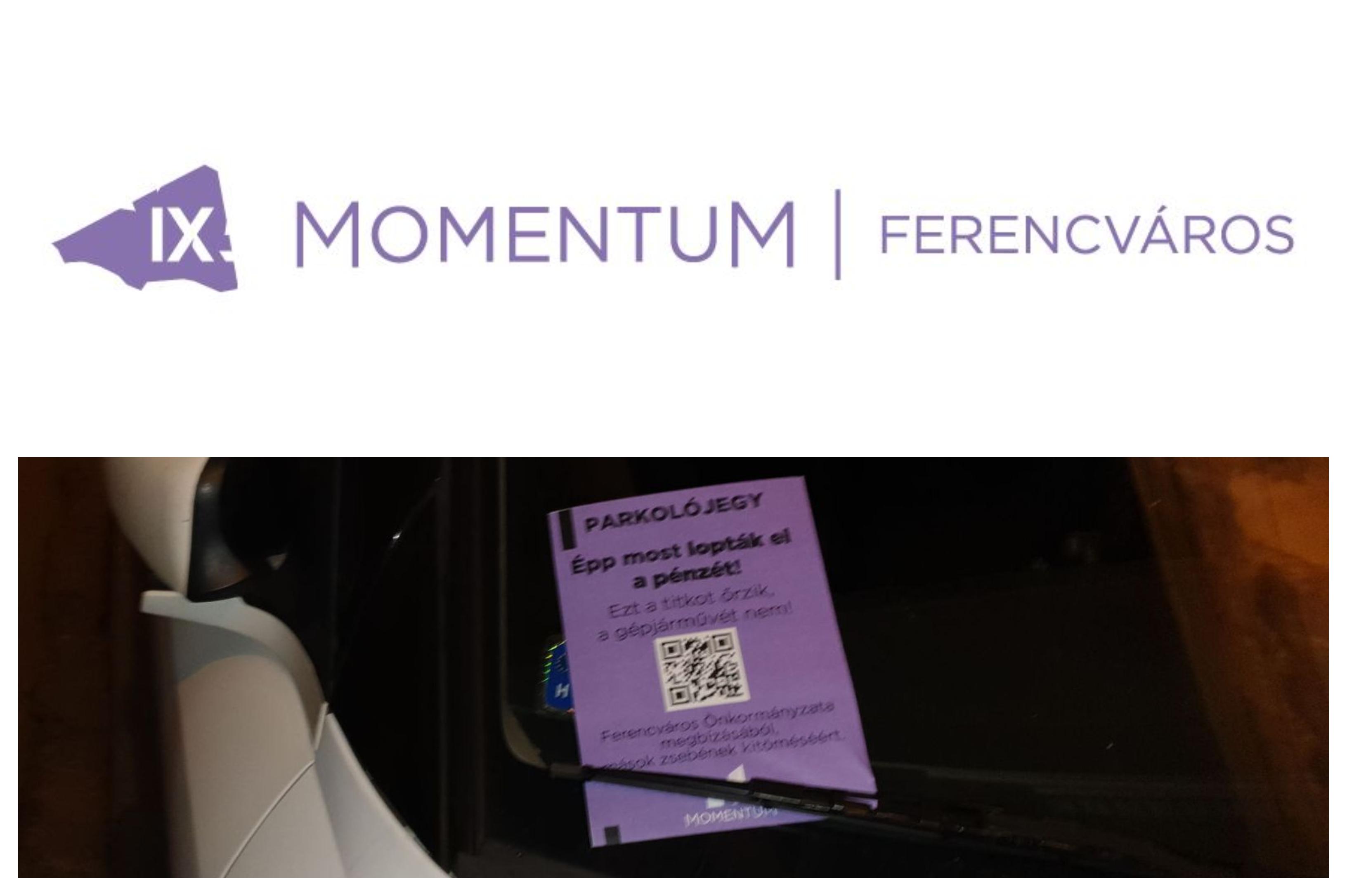 A Momentum elnöksége kezdeményezi a ferencvárosi alapszervezet vezetésének leváltását