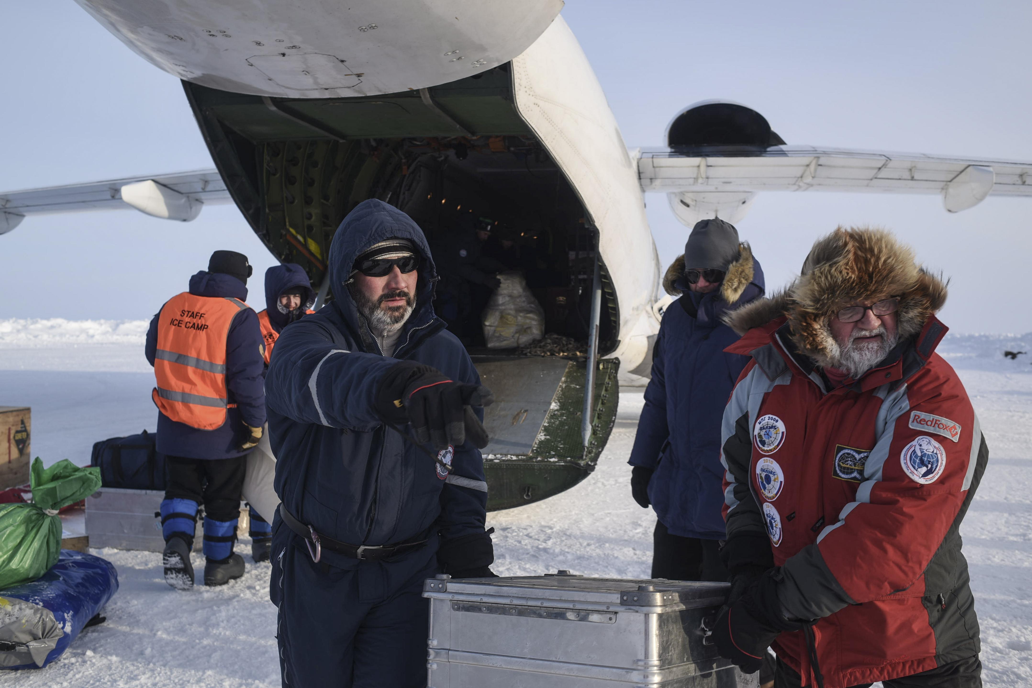 Az orosz-ukrán háború miatt elmaradt az északi-sarki kirándulás