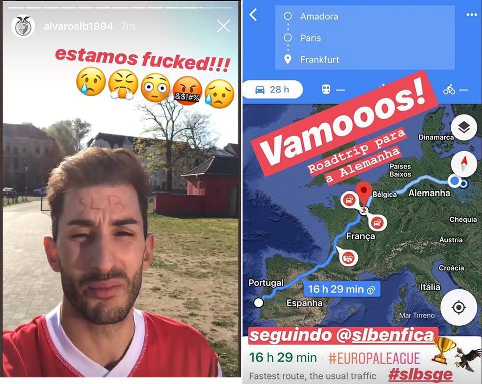 16 órát autózott két portugál, hogy megnézhessen egy meccset, de durván benézték, hogy hova kéne menniük