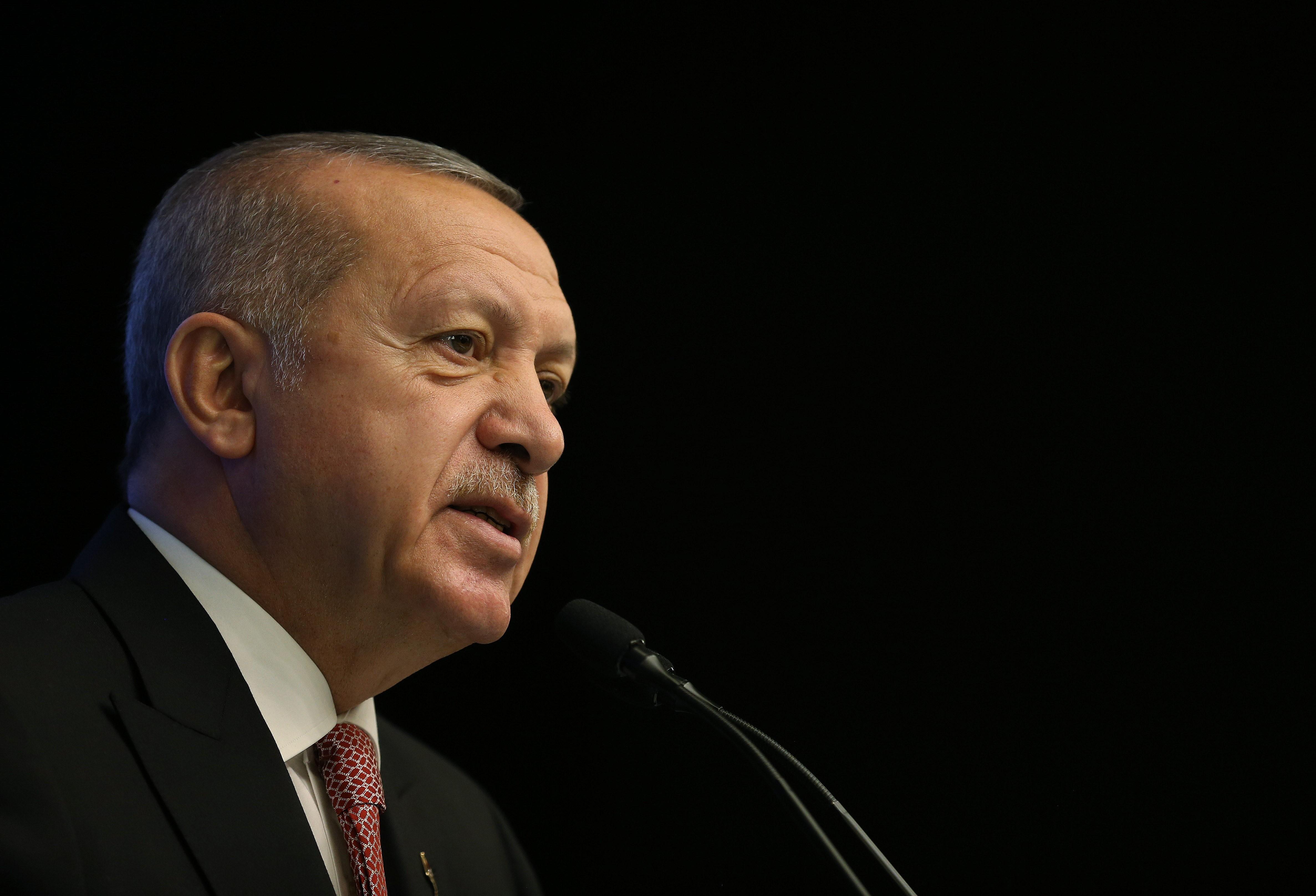 A Financial Times szerint Törökország hazudott a devizatartalékáról, Erdogan szerint viszont a lapot az zavarja, hogy kiállnak az igazságtalanságokkal szemben