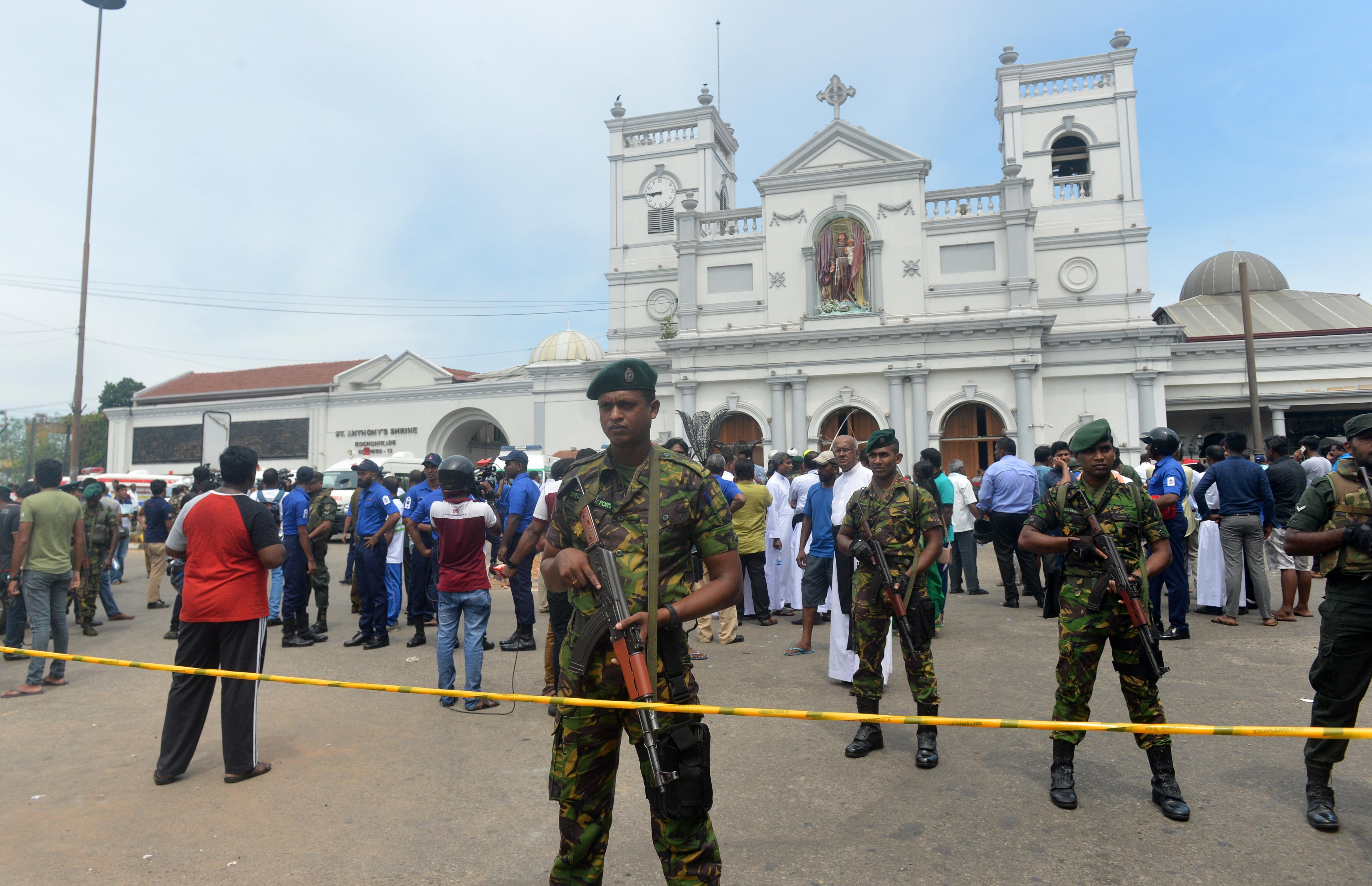 A Srí Lanka-i kormányfő szerint újabb merényletek lehetnek
