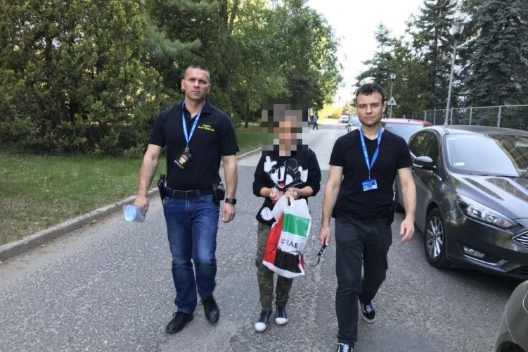 Letartóztatták a Máriabesnyőn talált csecsemő édesanyját