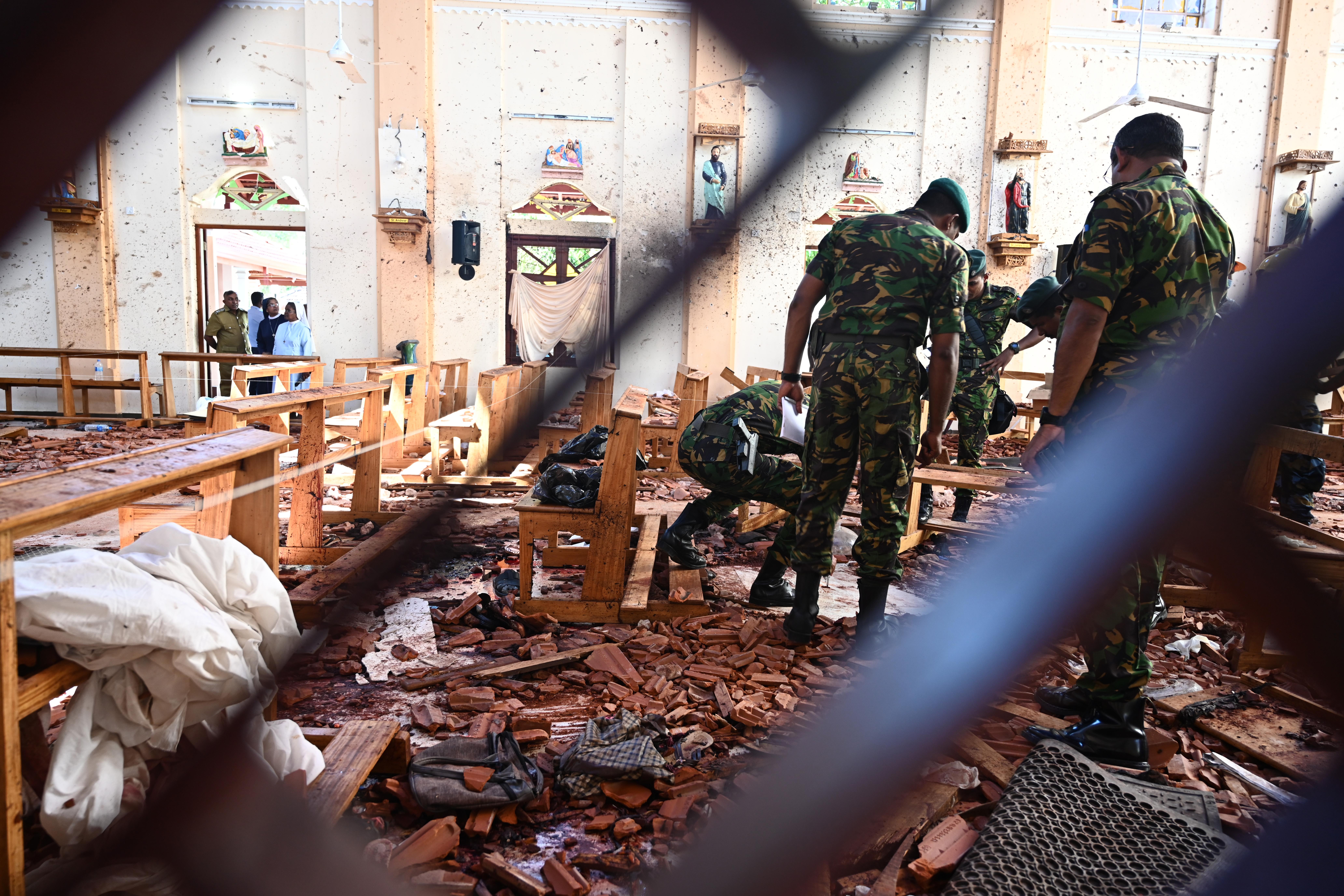 Jómódú családokból jöttek a Srí Lanka-i terroristák