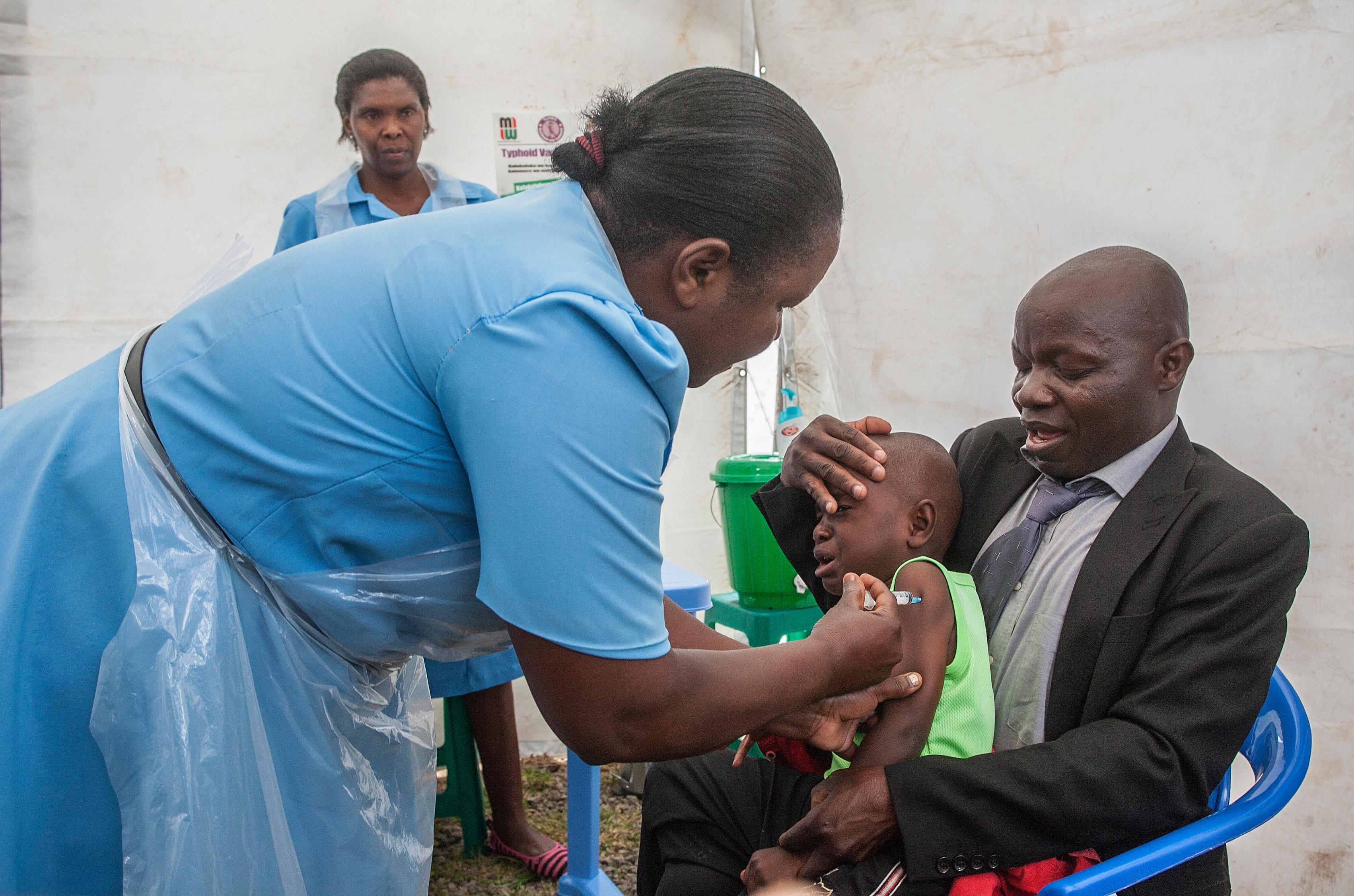 Már tesztelik az első védőoltást a malária ellen